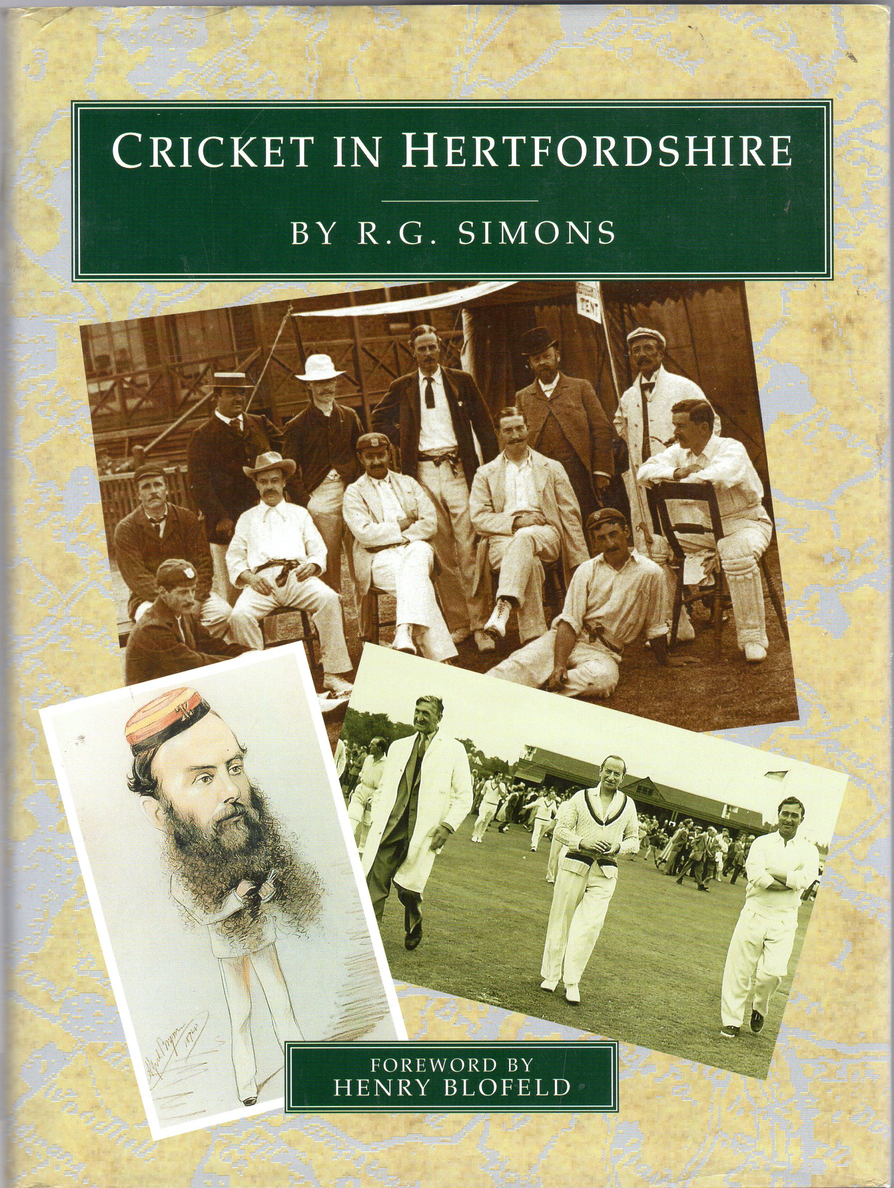 Image for Cricket in Hertfordshire