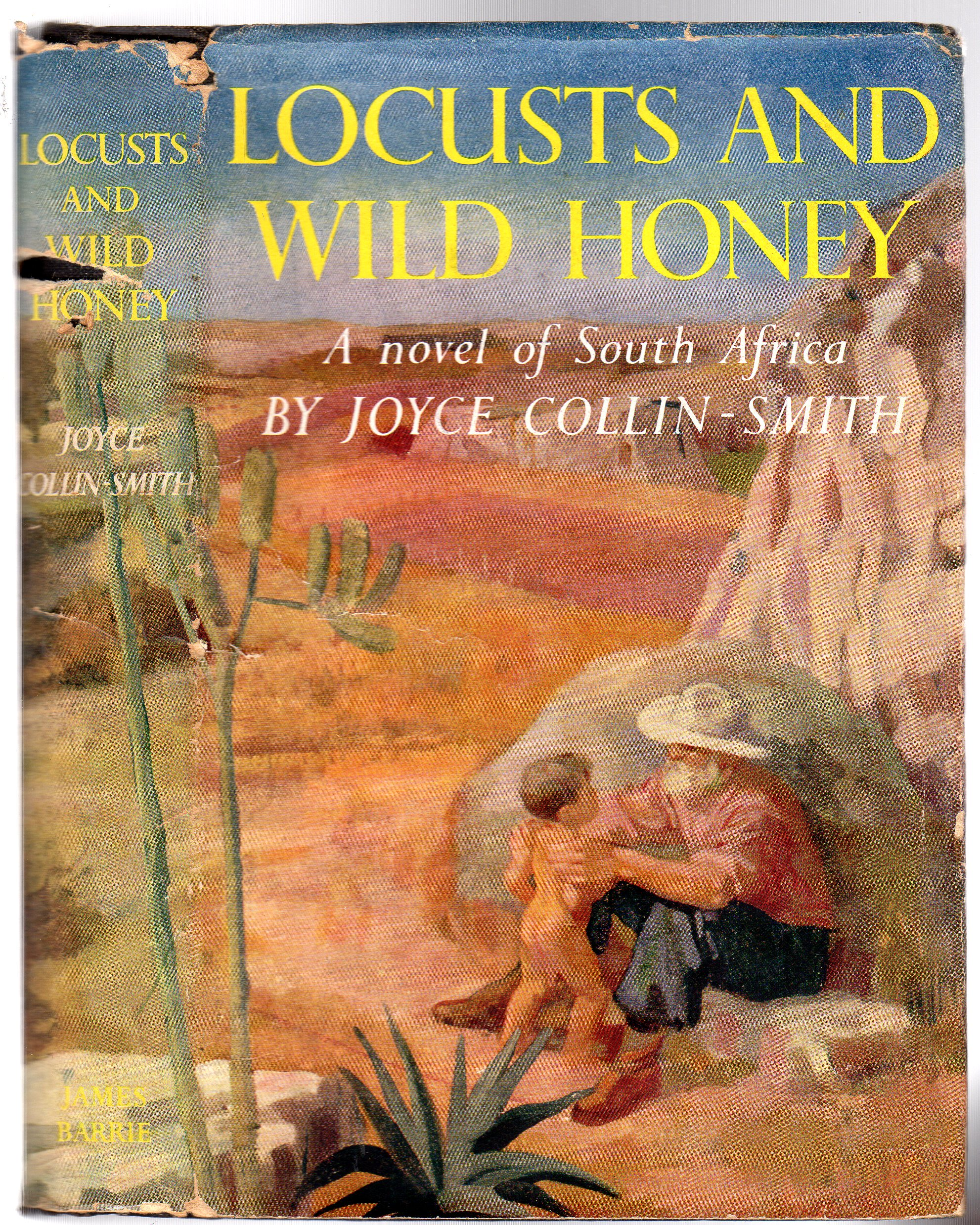 Image for Locusts and Wild Honey