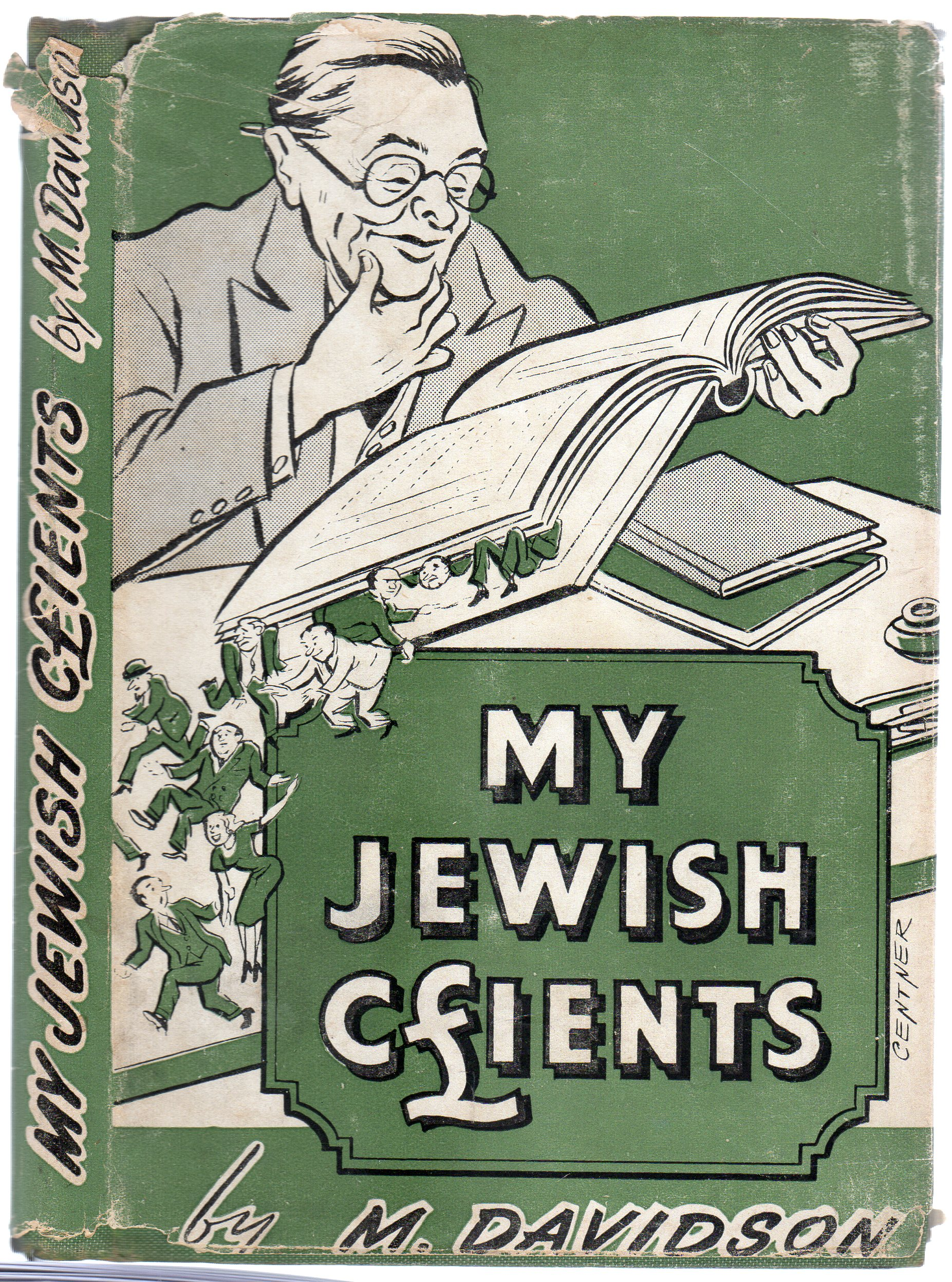 Image for My Jewish Clients