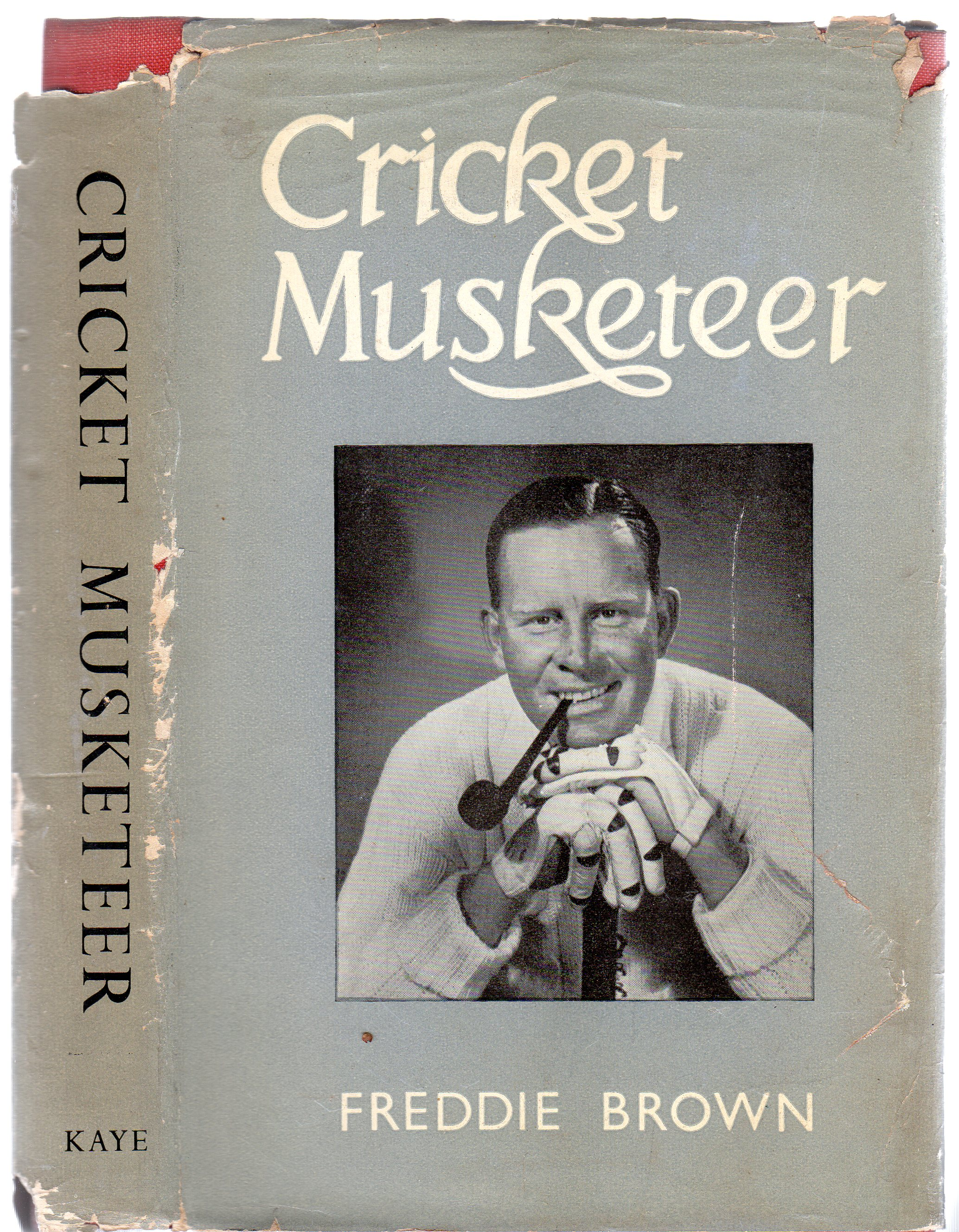 Image for Cricket Musketeer