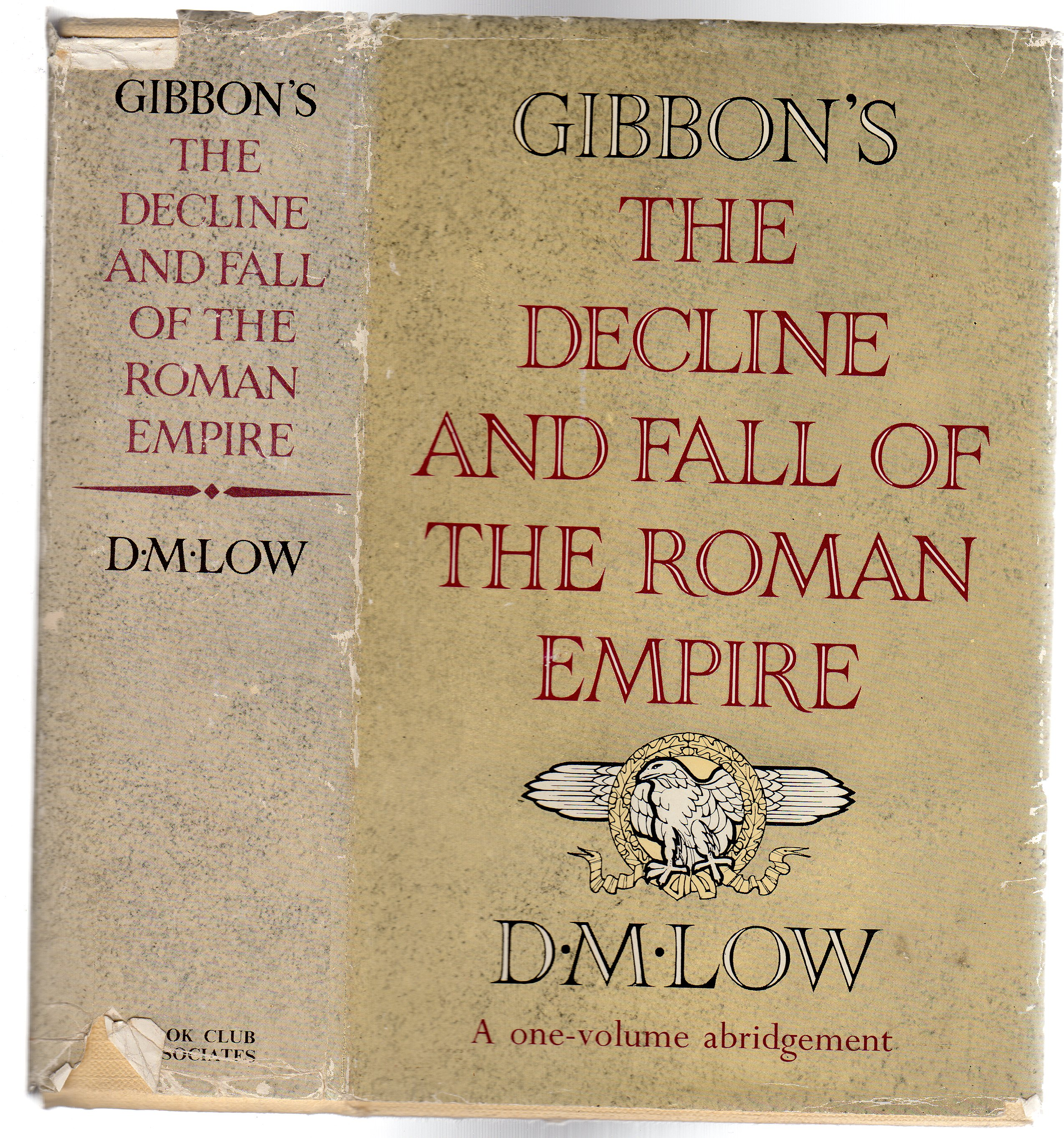 Image for The Decline and Fall of the Roman Empire