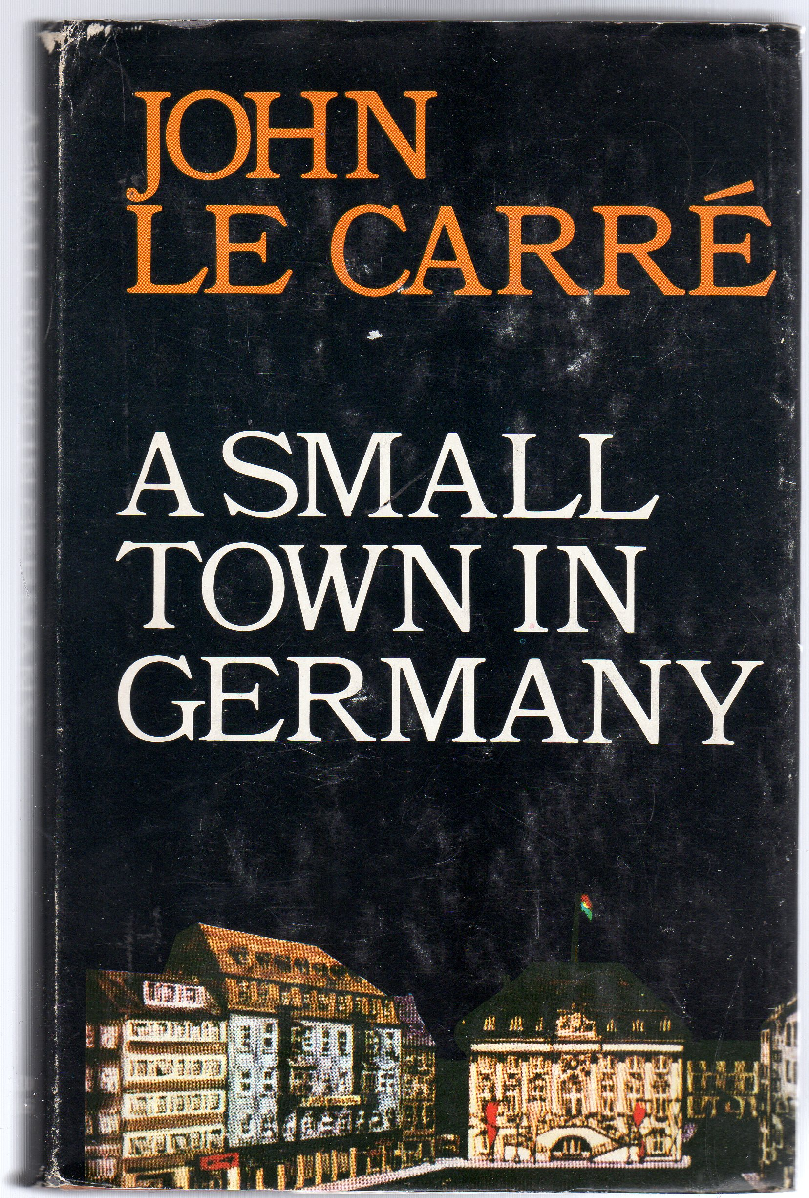 Image for A Small Town in Germany