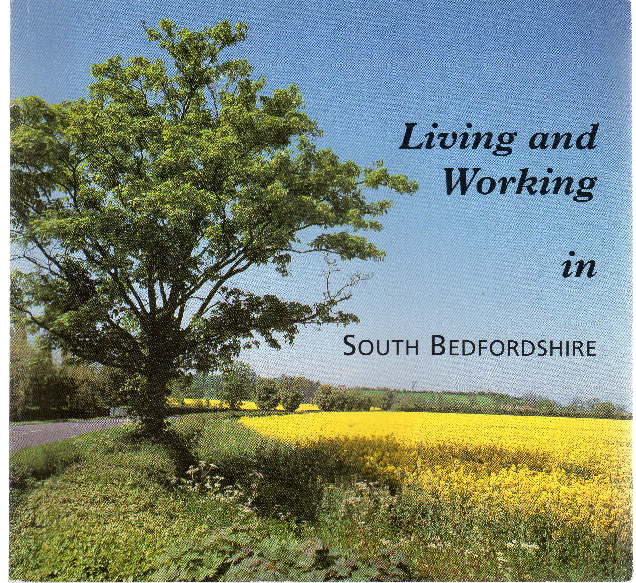 Image for Living and Working in South Bedfordshire