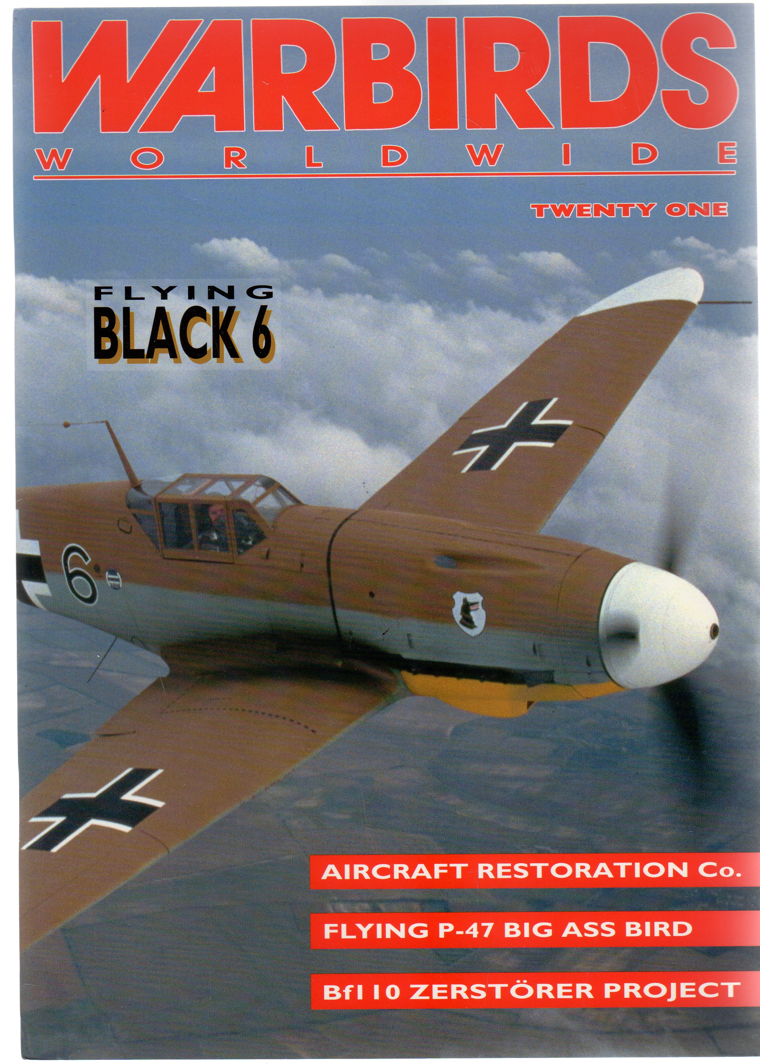 Image for Warbirds Worldwide, No 21 May 1992