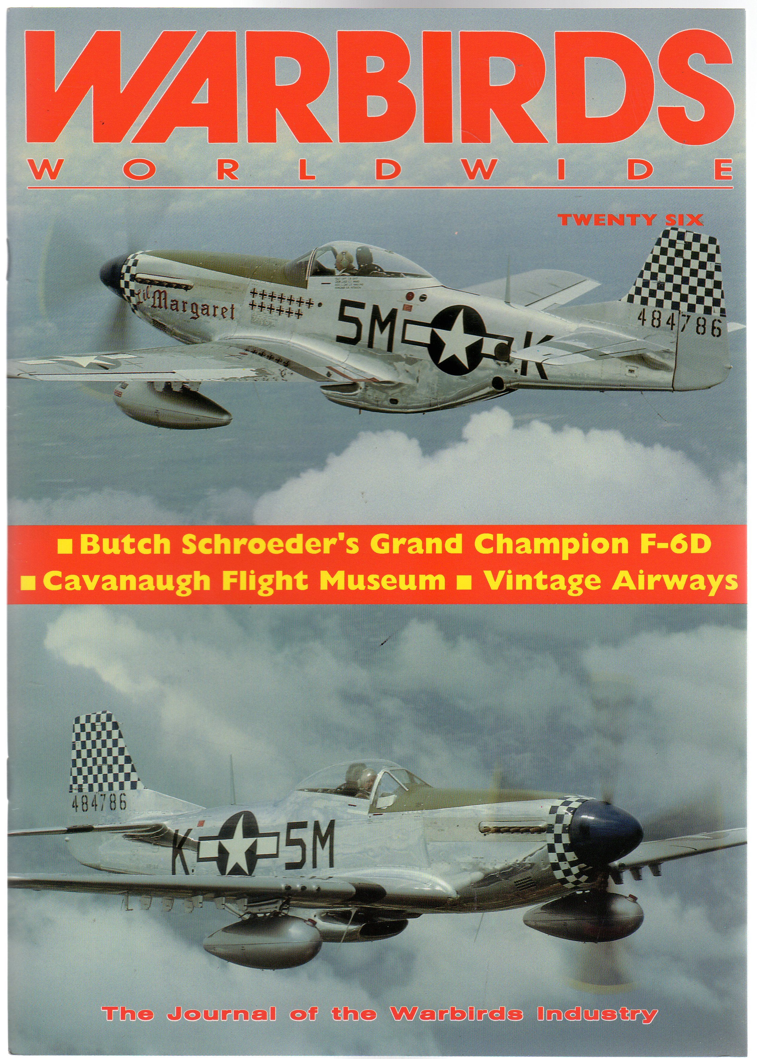 Image for Warbirds Worldwide: No 26 September 1993