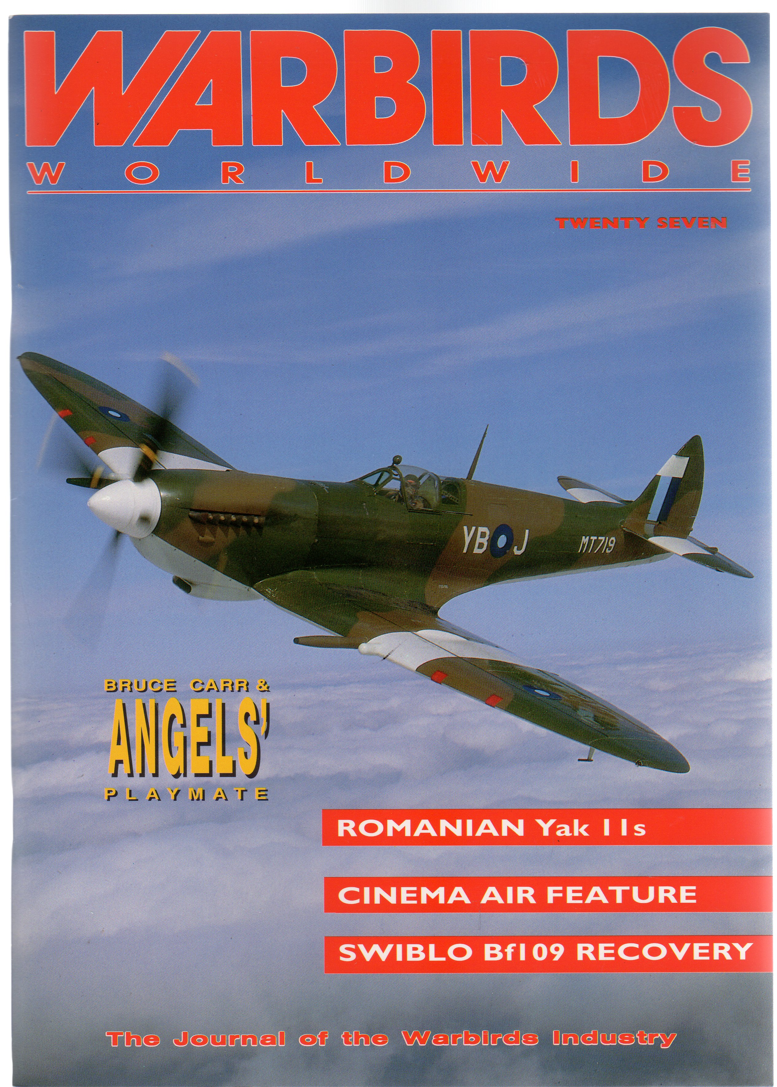 Image for Warbirds Worldwide 27 December 1993