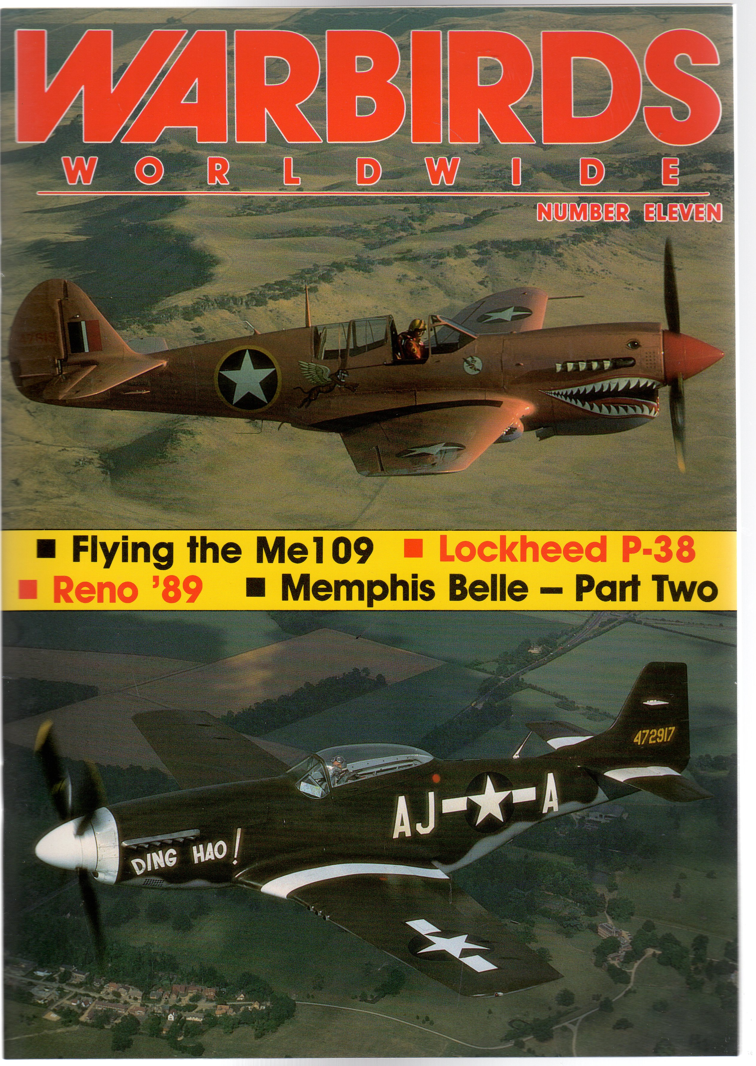 Image for Warbirds Worldwide: No 11