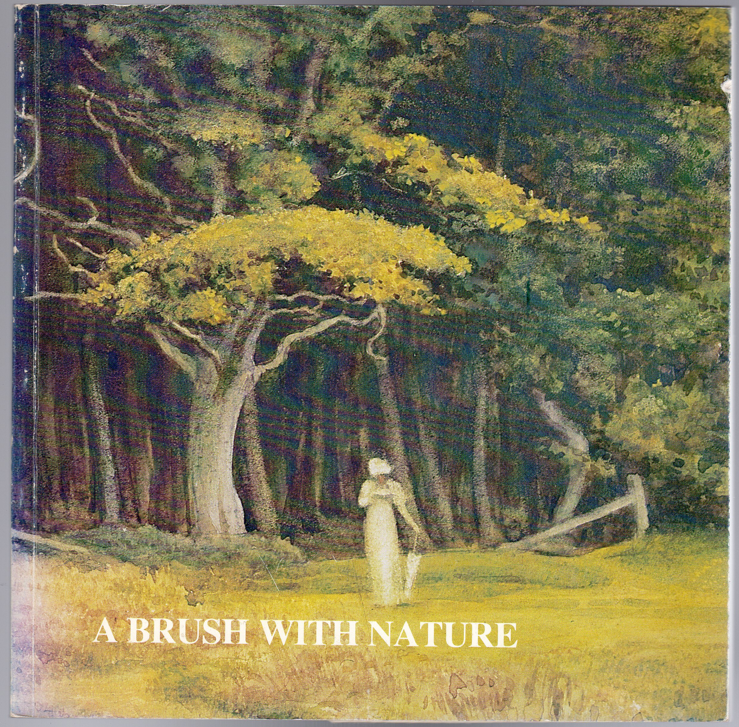 Image for A Brush with Nature, An Exhibition of Landscape Paintings and Nature Studies