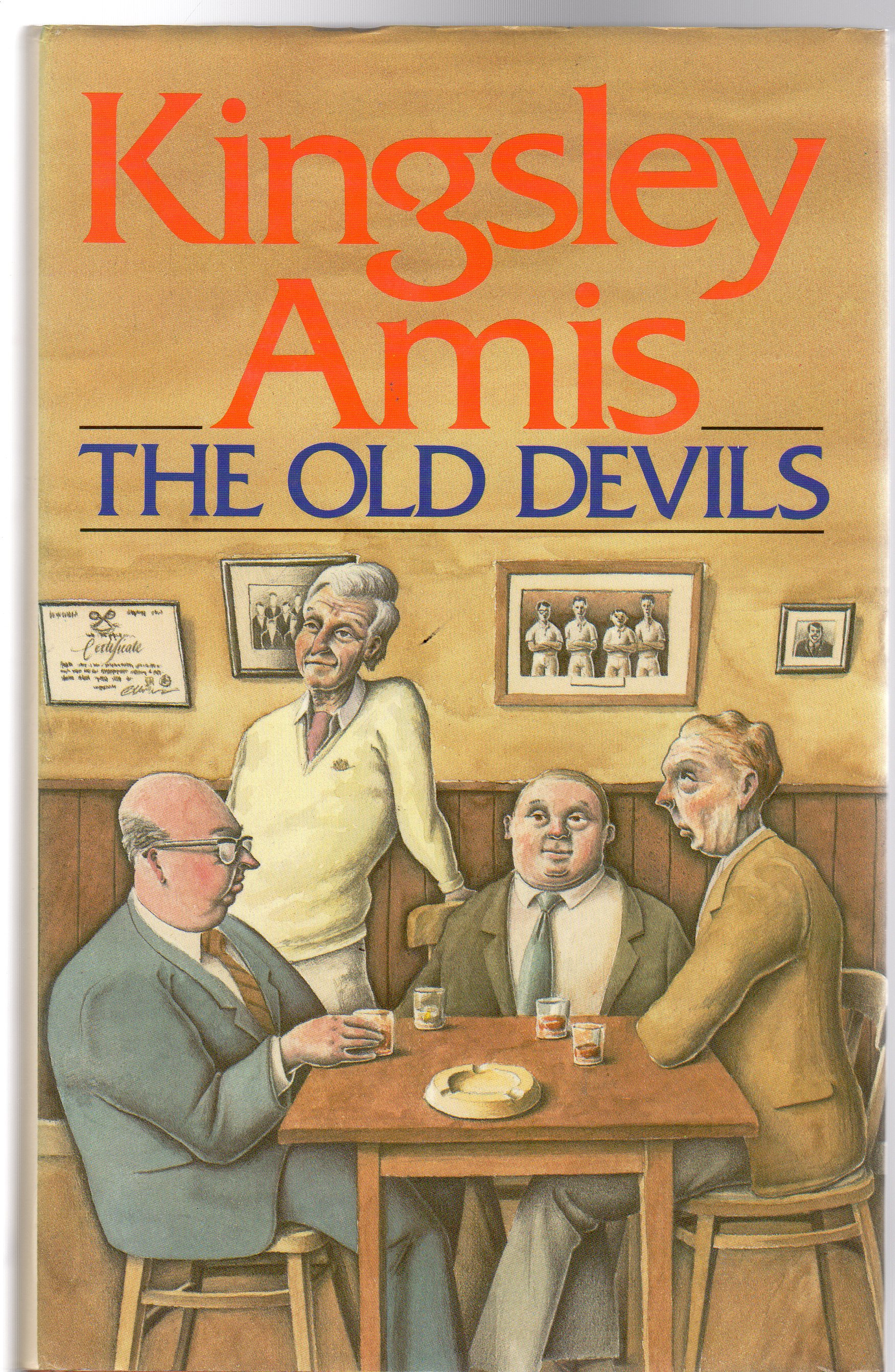 Image for The Old Devils