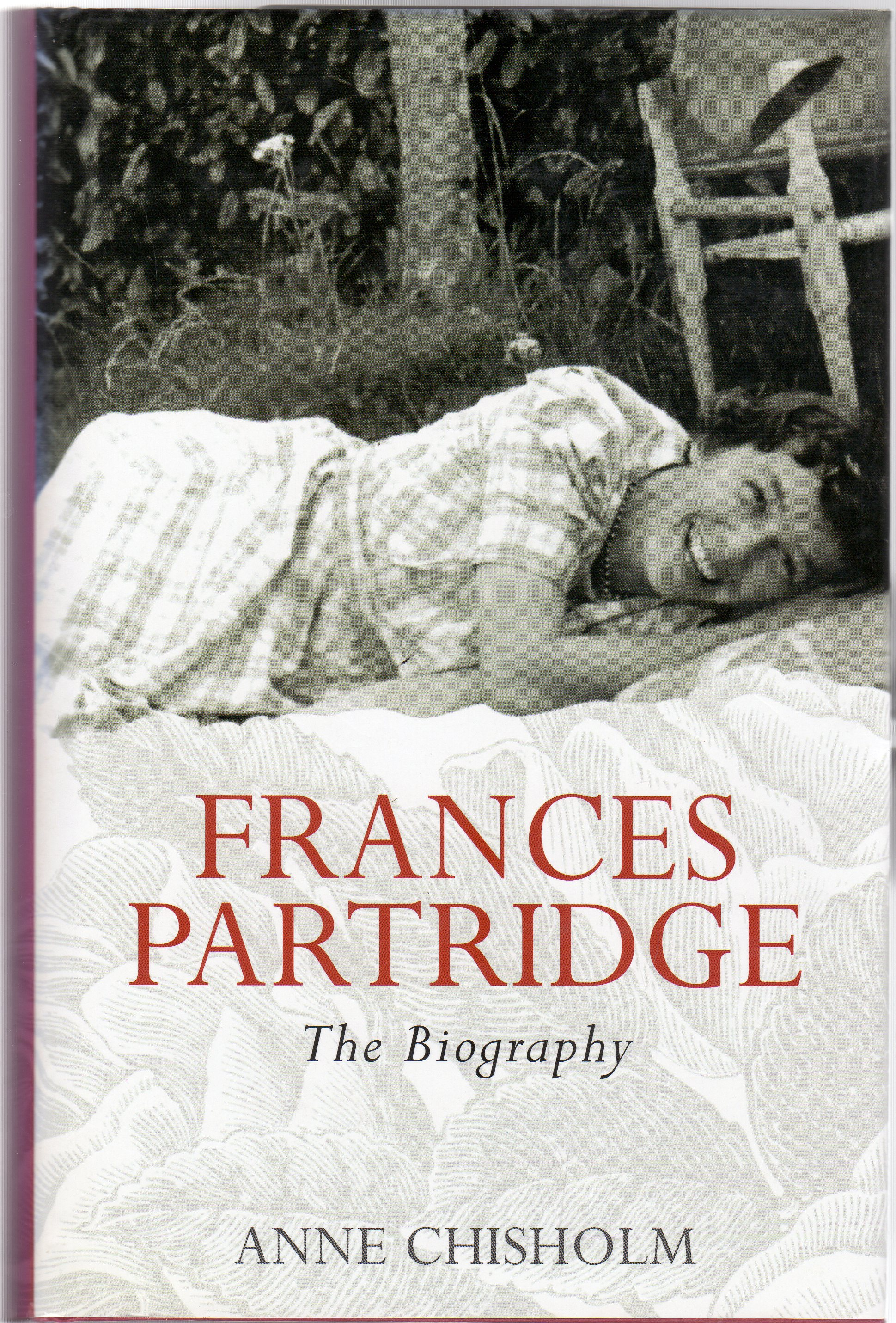 Image for Frances Partridge : The Biography
