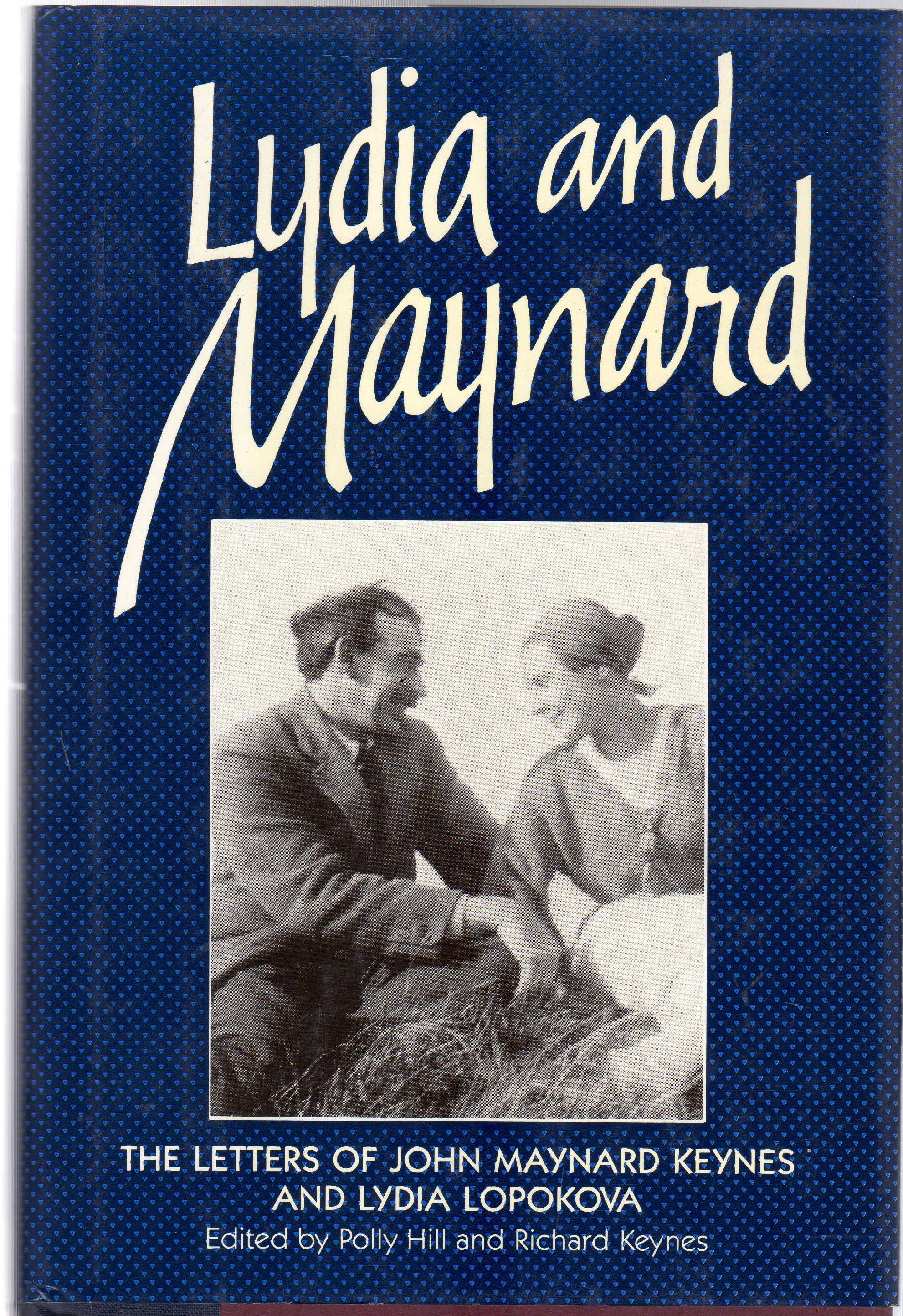 Image for The Letters of John Maynard Keynes and Lydia Lopokova