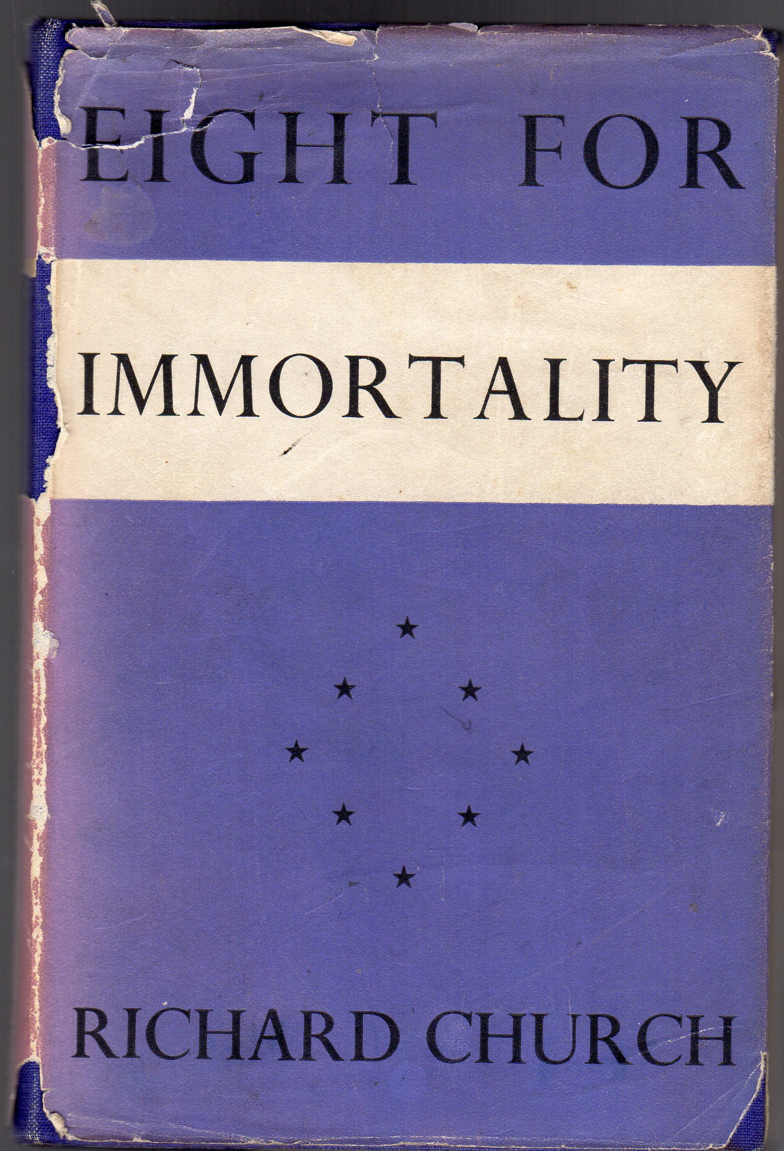 Image for Eight for Immortality
