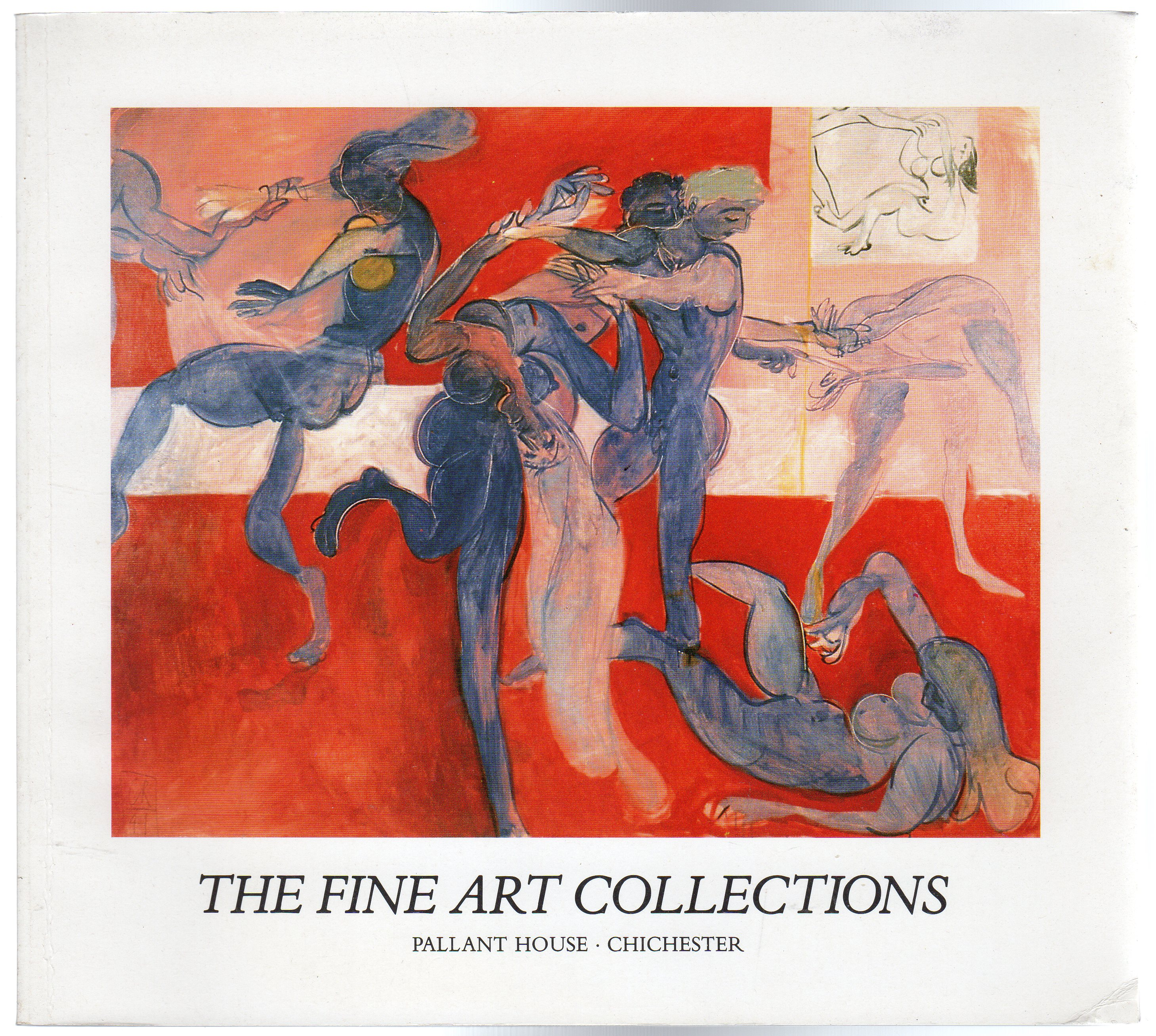 Image for The Fine Art Collections : Pallant House, Chichester