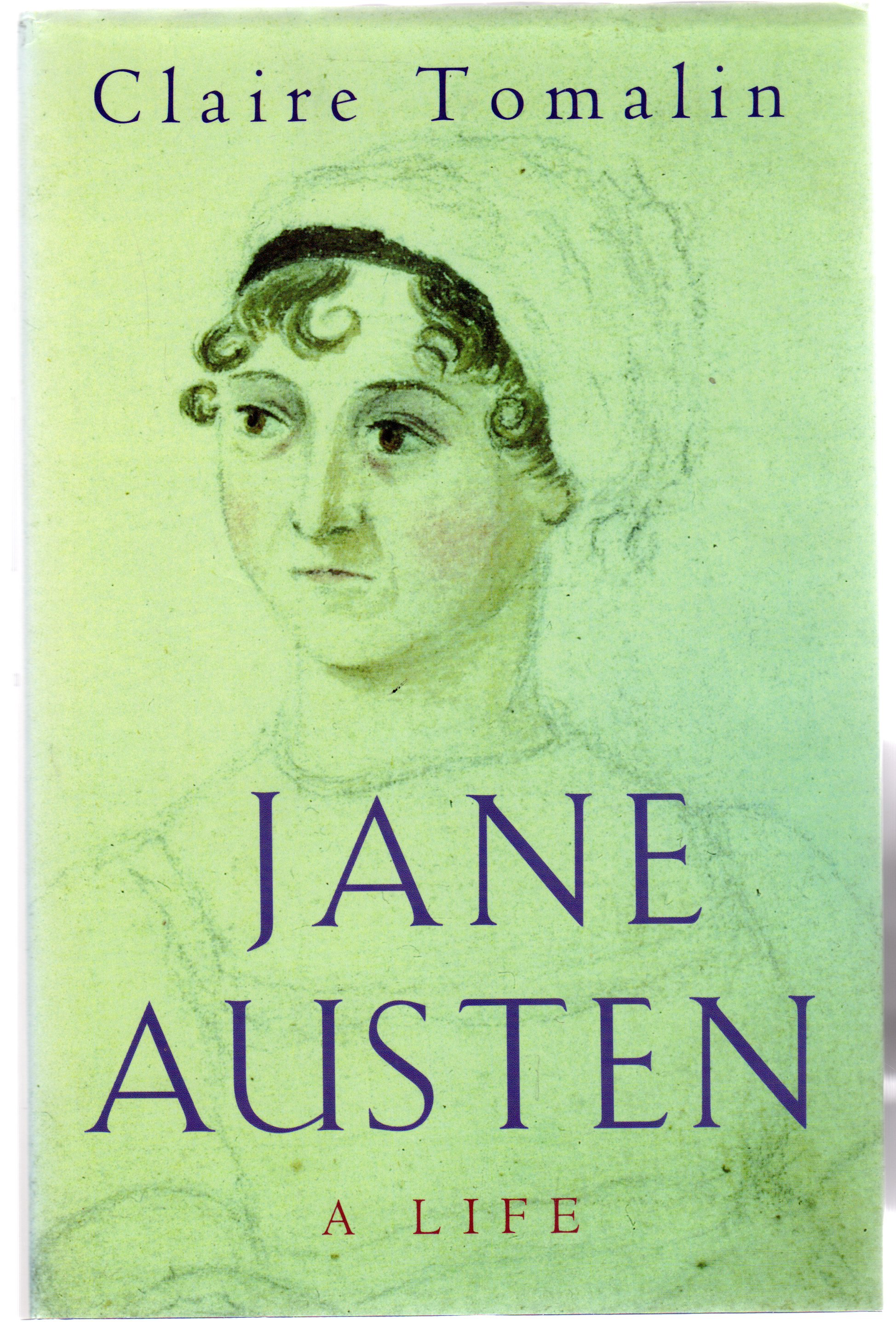Image for Jane Austen : A Life