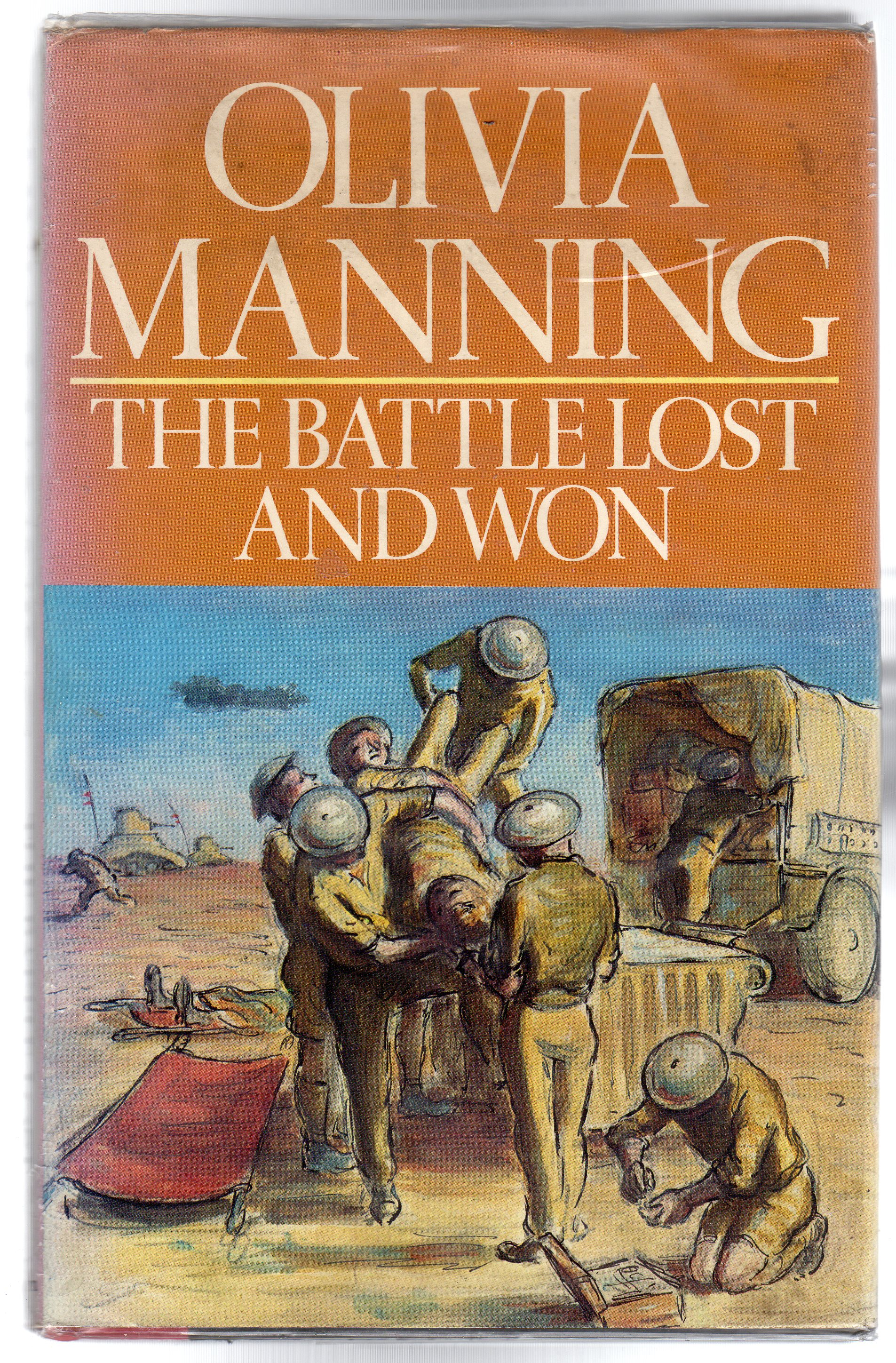 Image for The Battle Lost and Won - SIGNED COPY