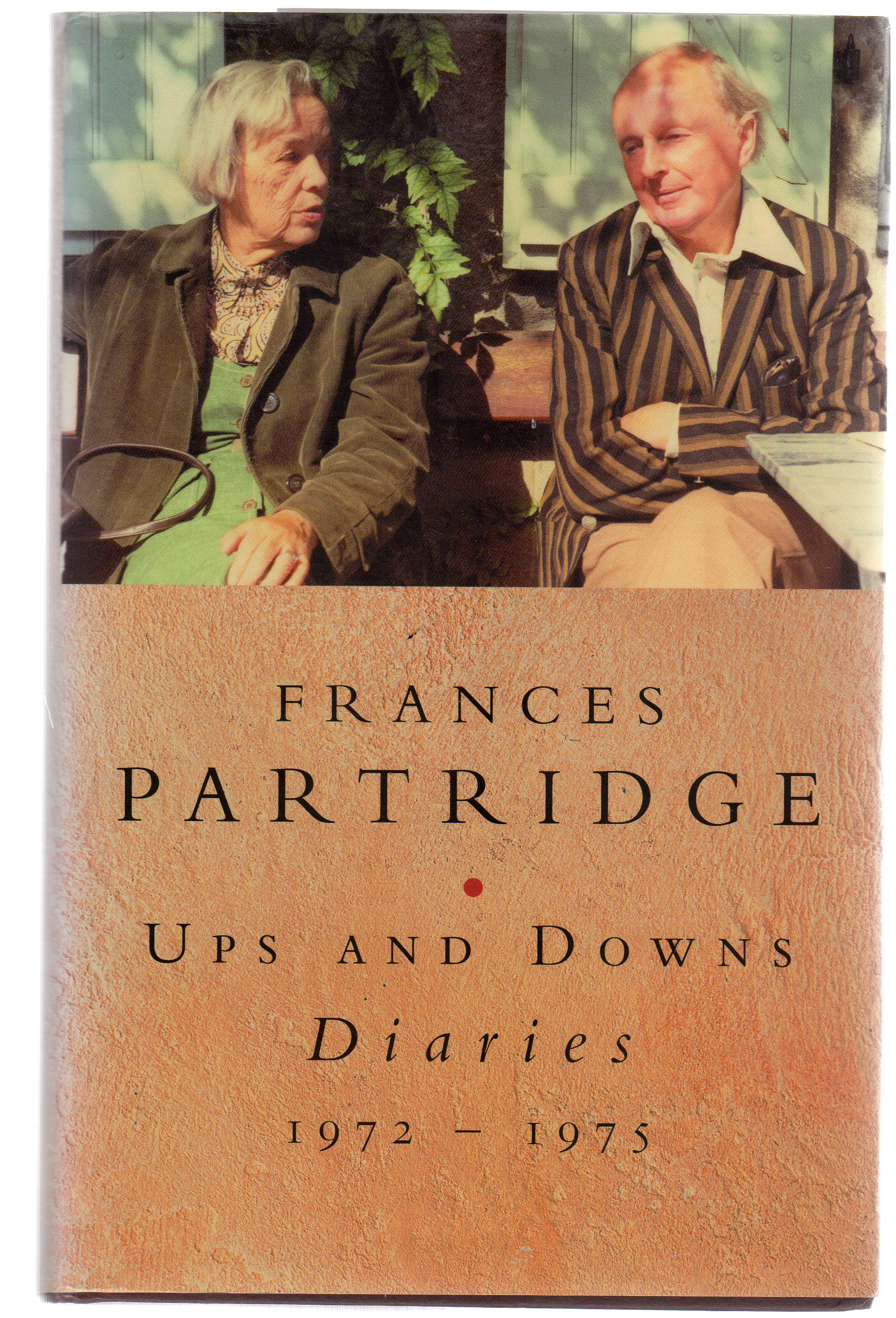 Image for Ups and Downs : Diaries 1972-75