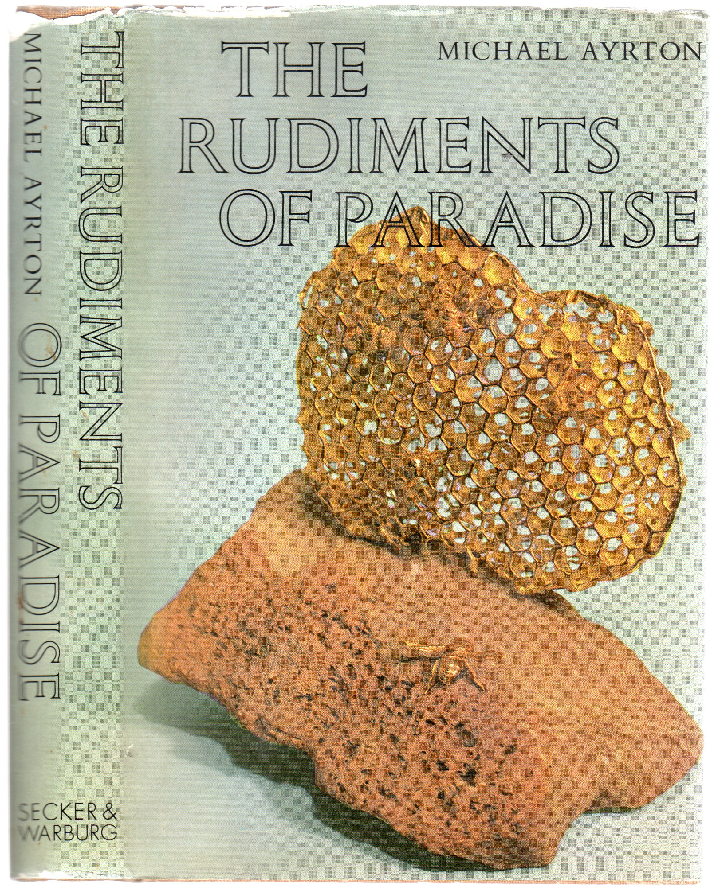 Image for The Rudiments of Paradise : various essays on various Arts