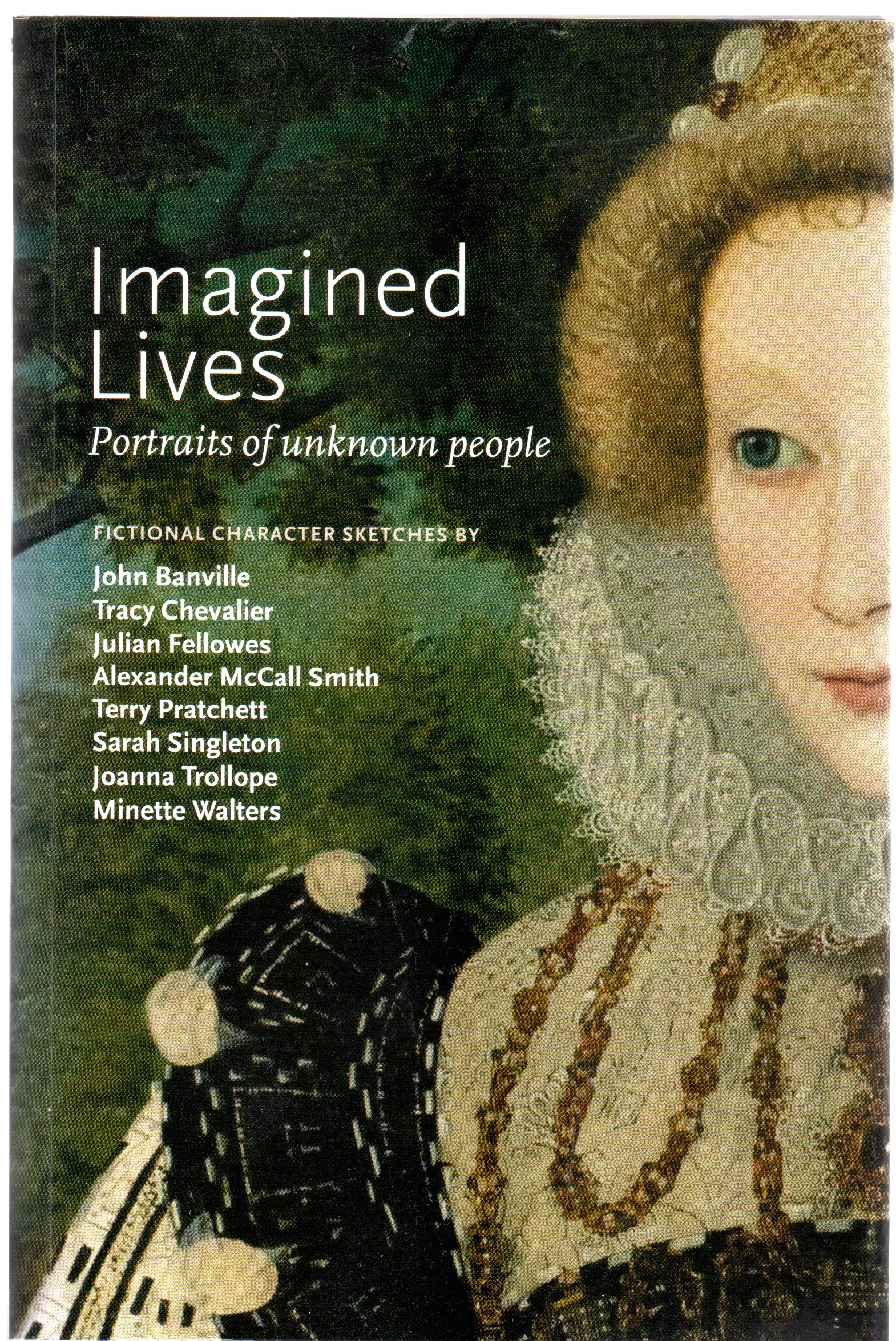 Image for Imagined Lives : Portraits of Unknown People