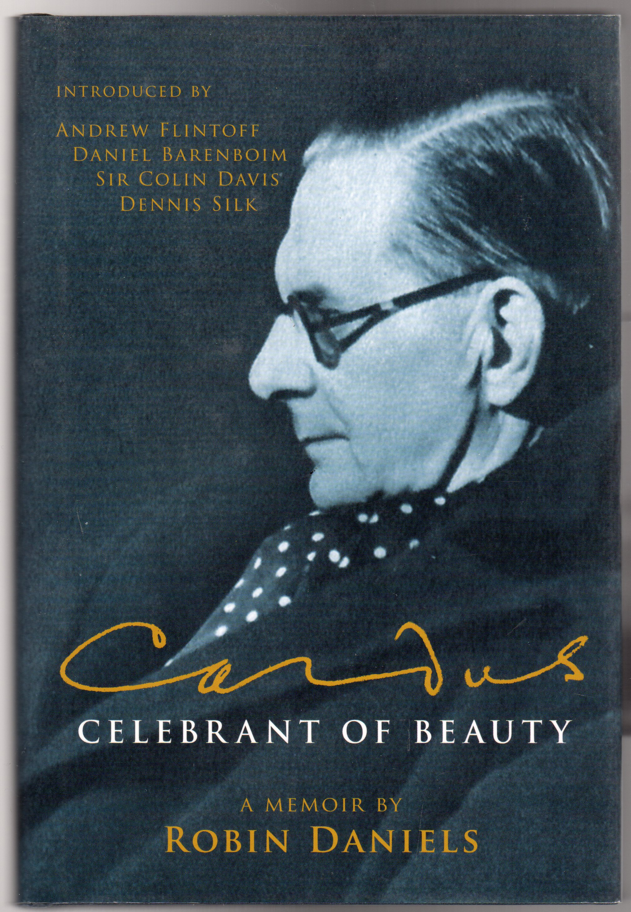 Image for Cardus : Celebrant of Beauty