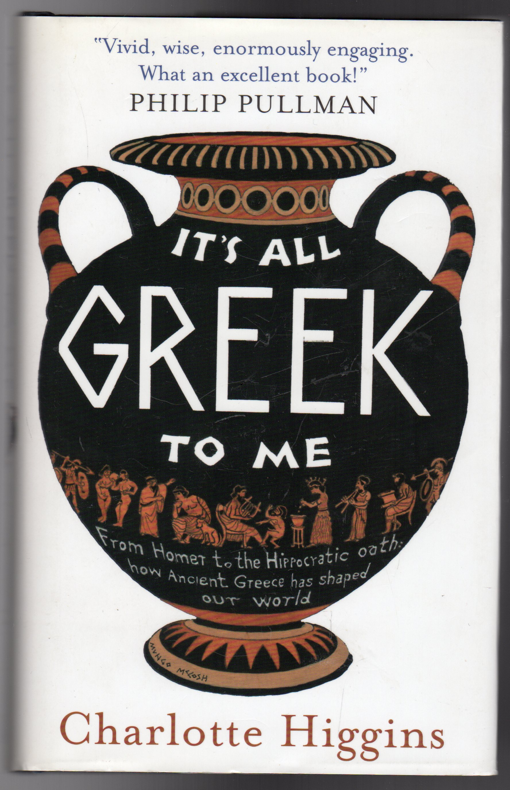 Image for It's All Greek to Me