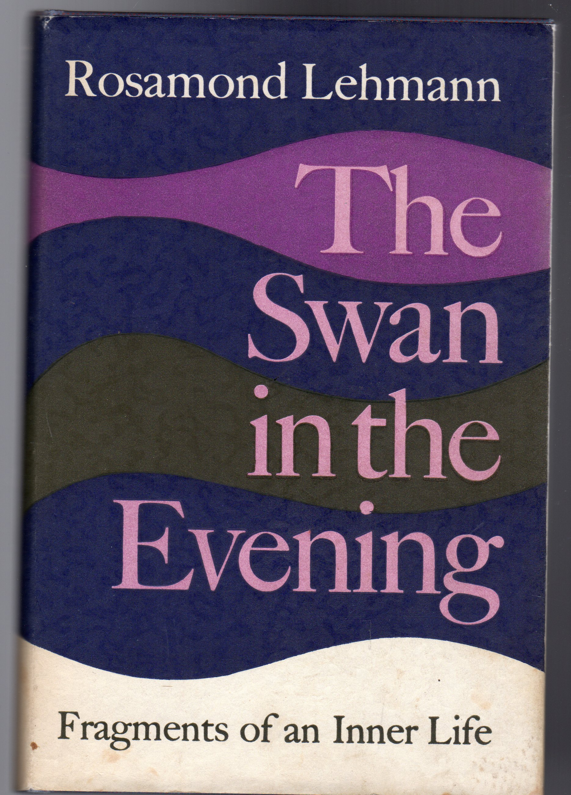 Image for The Swan in the Evening : Fragments of an Inner Life