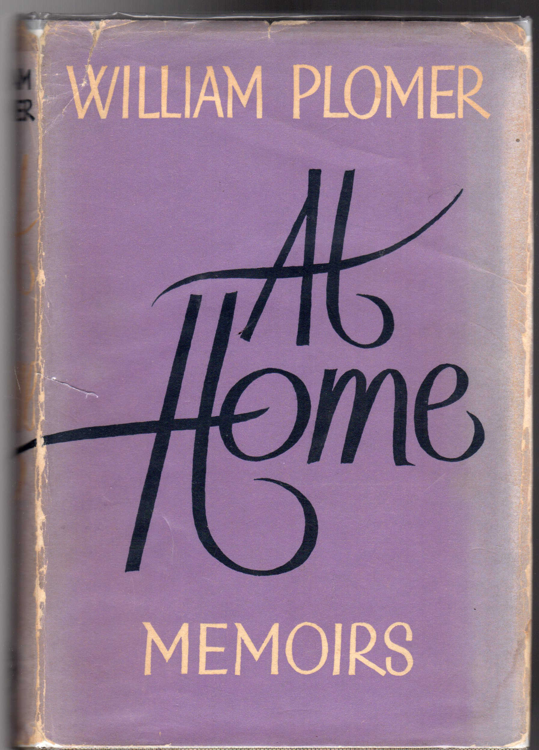 Image for At Home - Memoirs