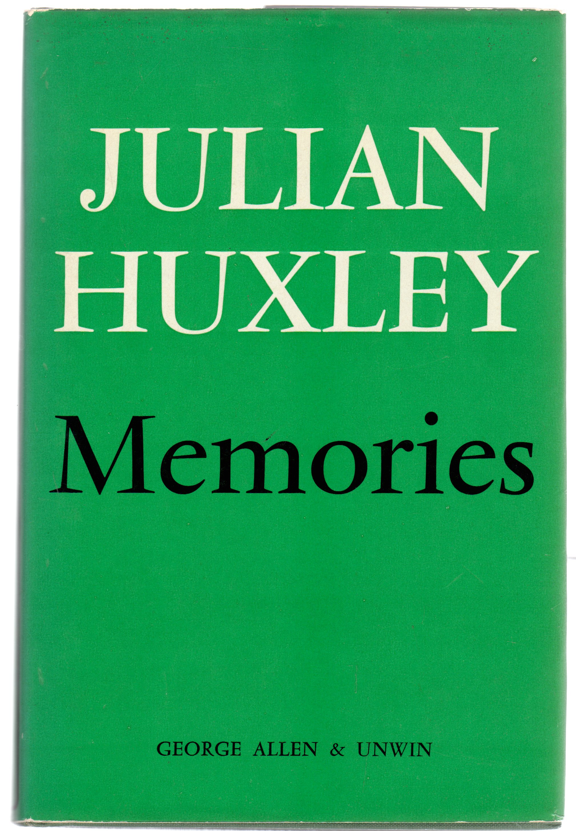 Image for Memories (SIGNED COPY)
