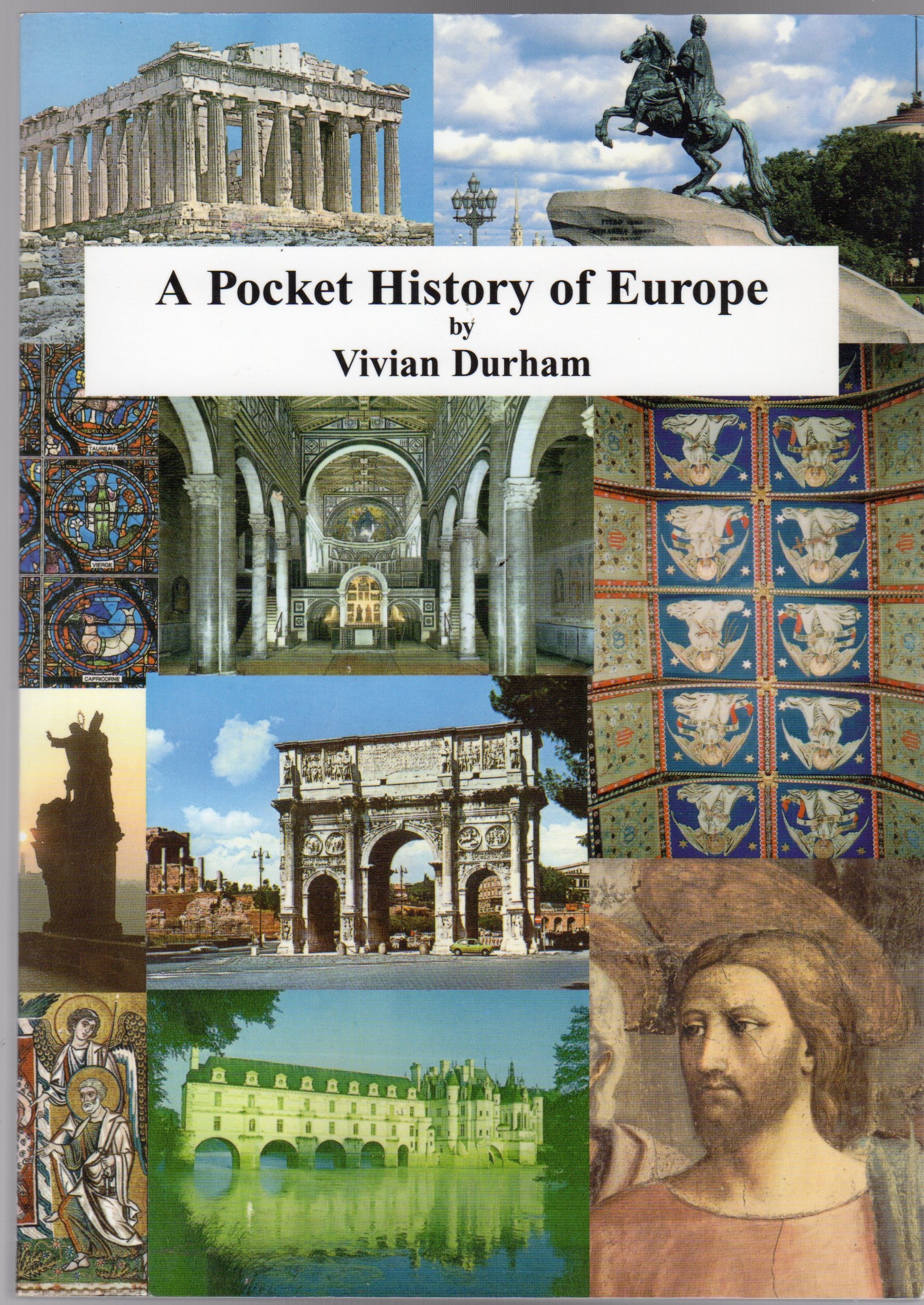 Image for A Pocket History of Europe : A Background for Today