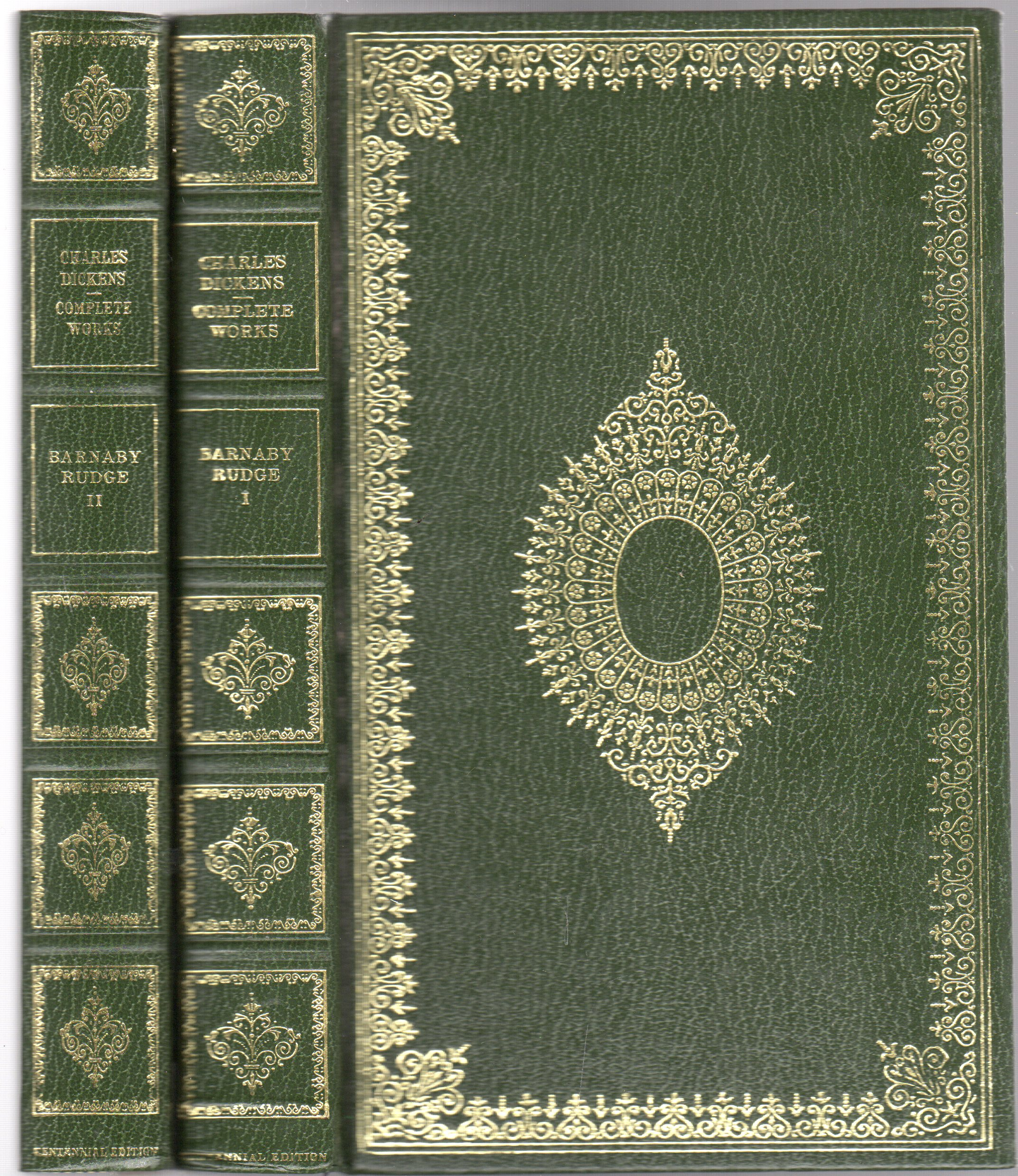 Image for Barnaby Rudge (2 vols)