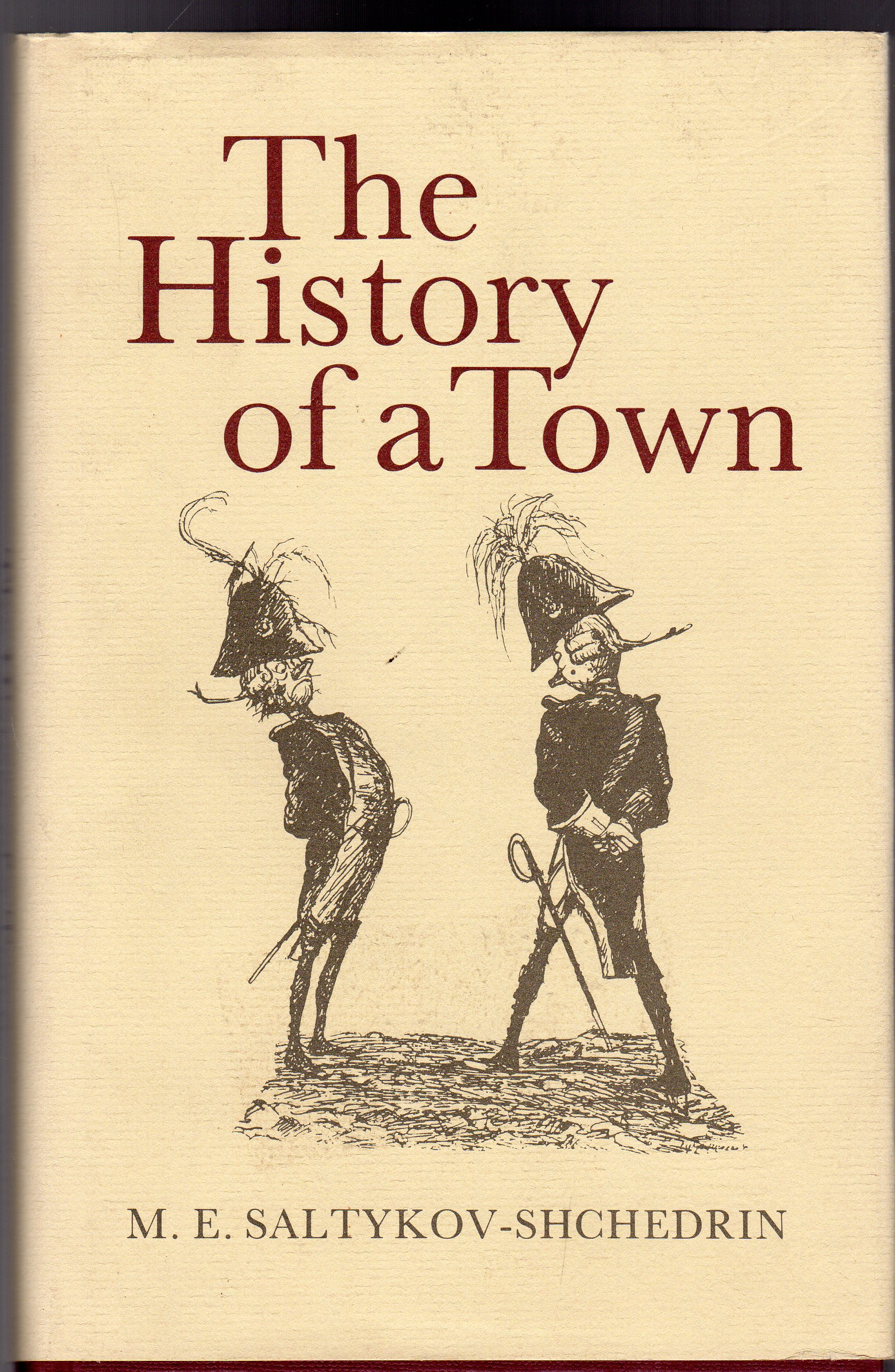 Image for The History of a Town
