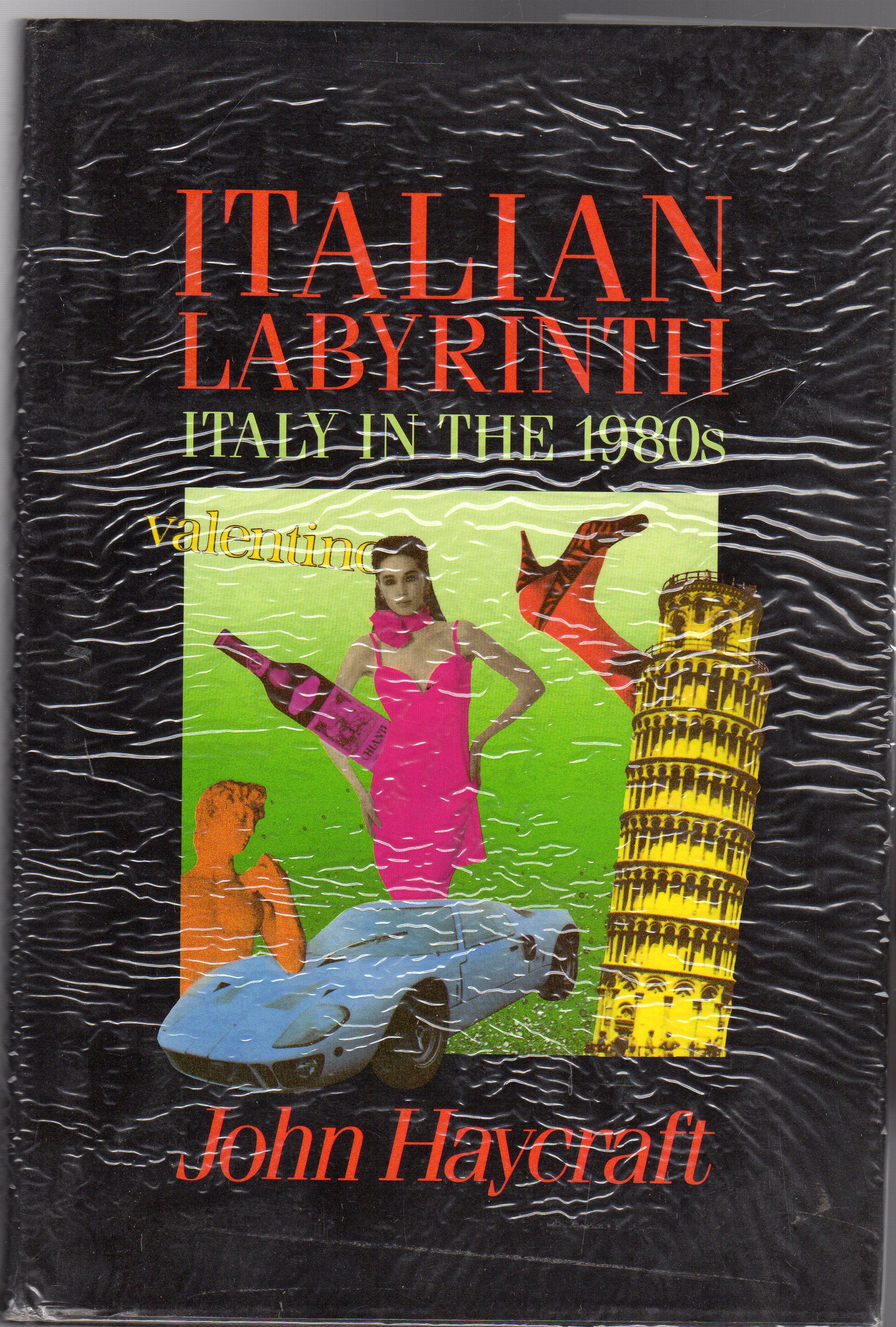 Image for Italian Labyrinth : Italy in the 1980's