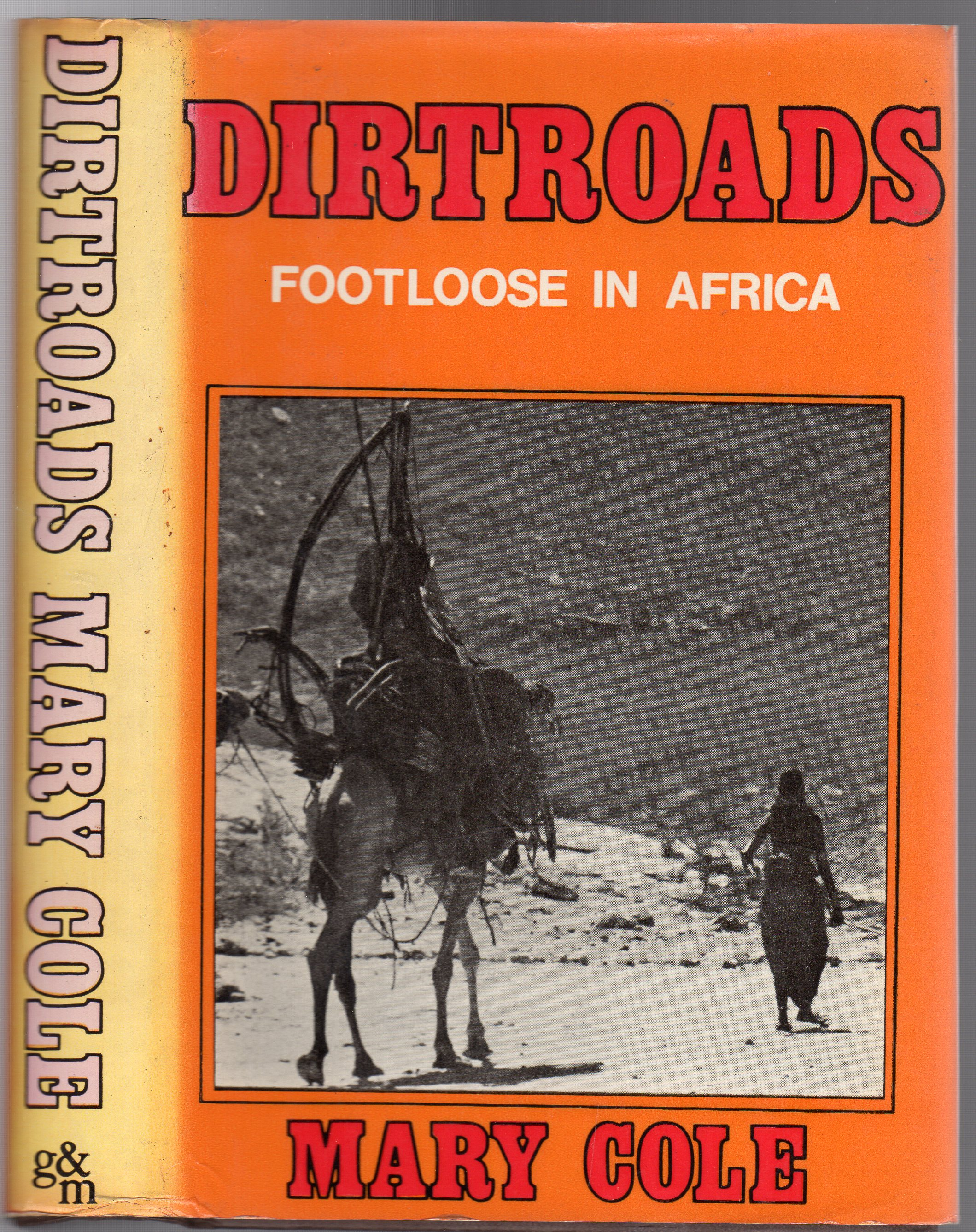 Image for Dirtroads : Footloose in Africa
