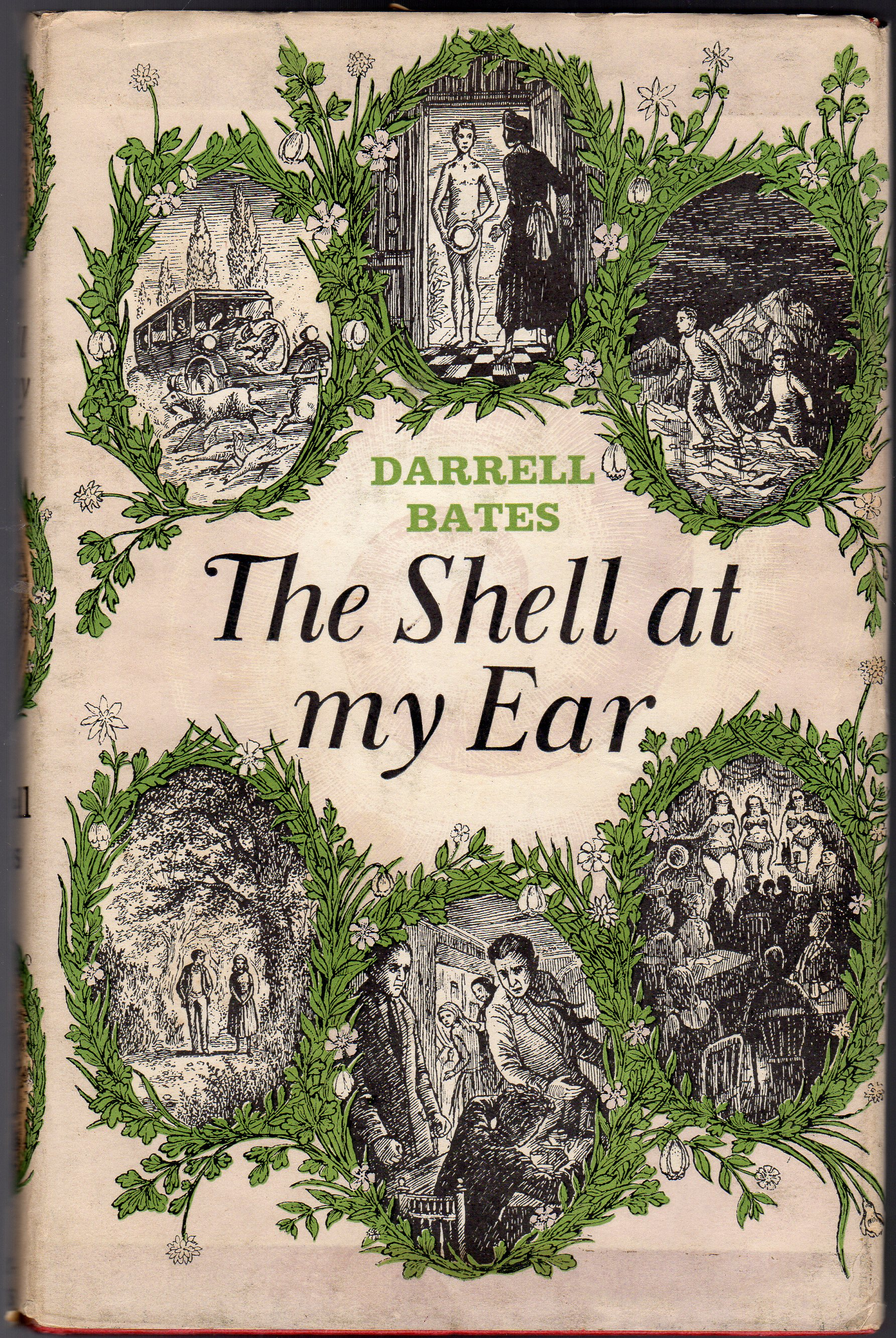 Image for The Shell at My Ear