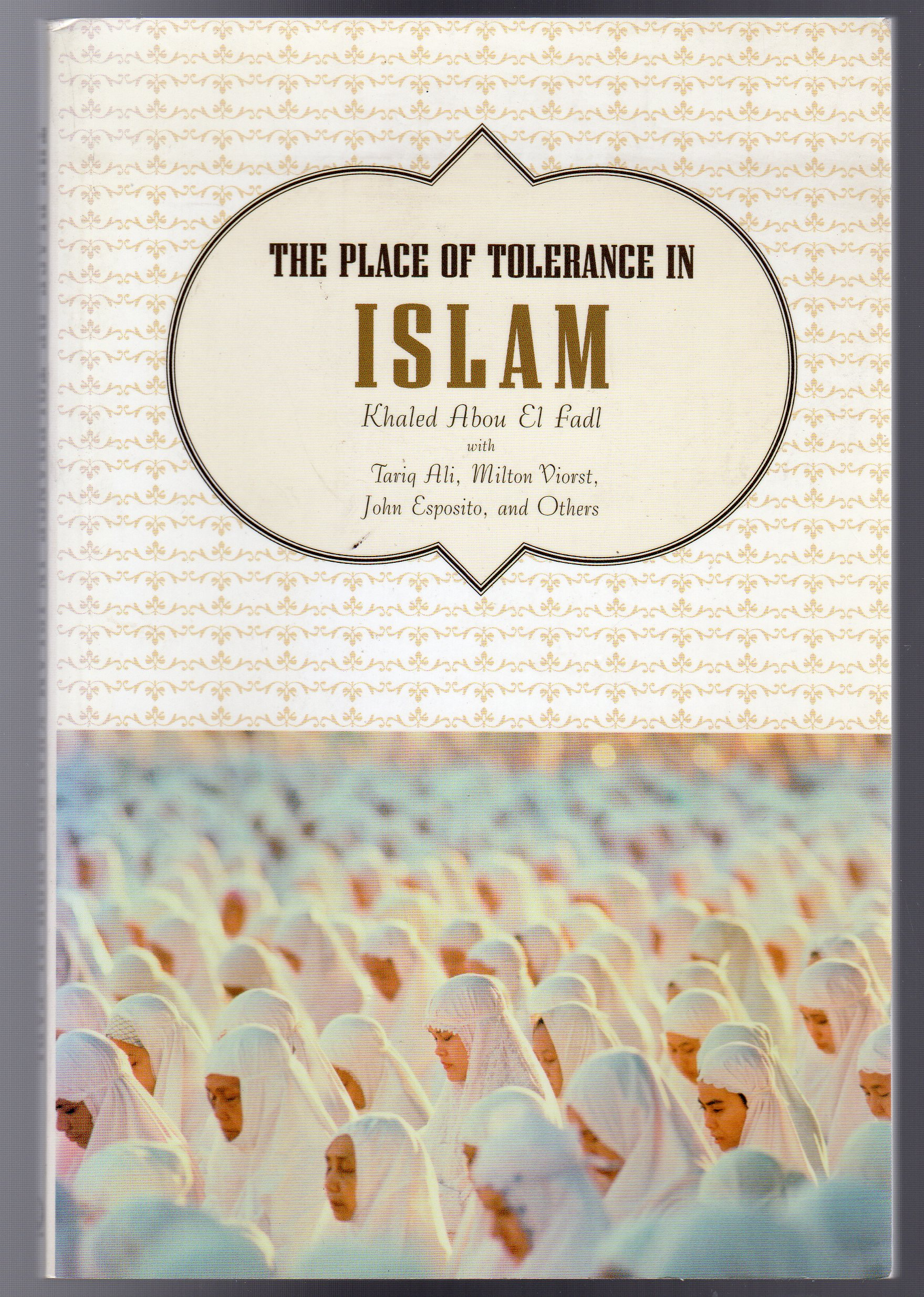 Image for The Place of Tolerance in Islam