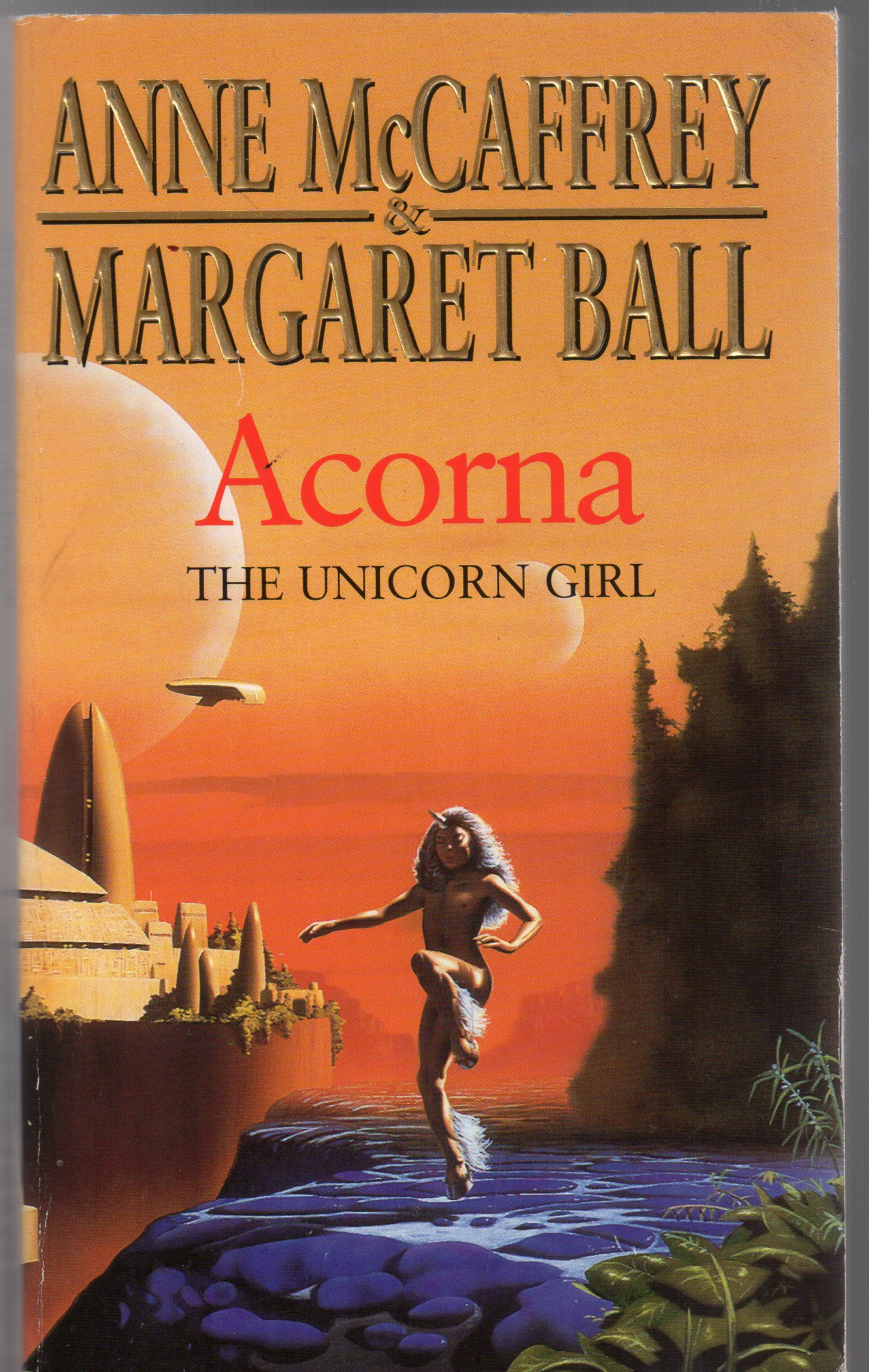 Image for Acorna - The Unicorn Girl