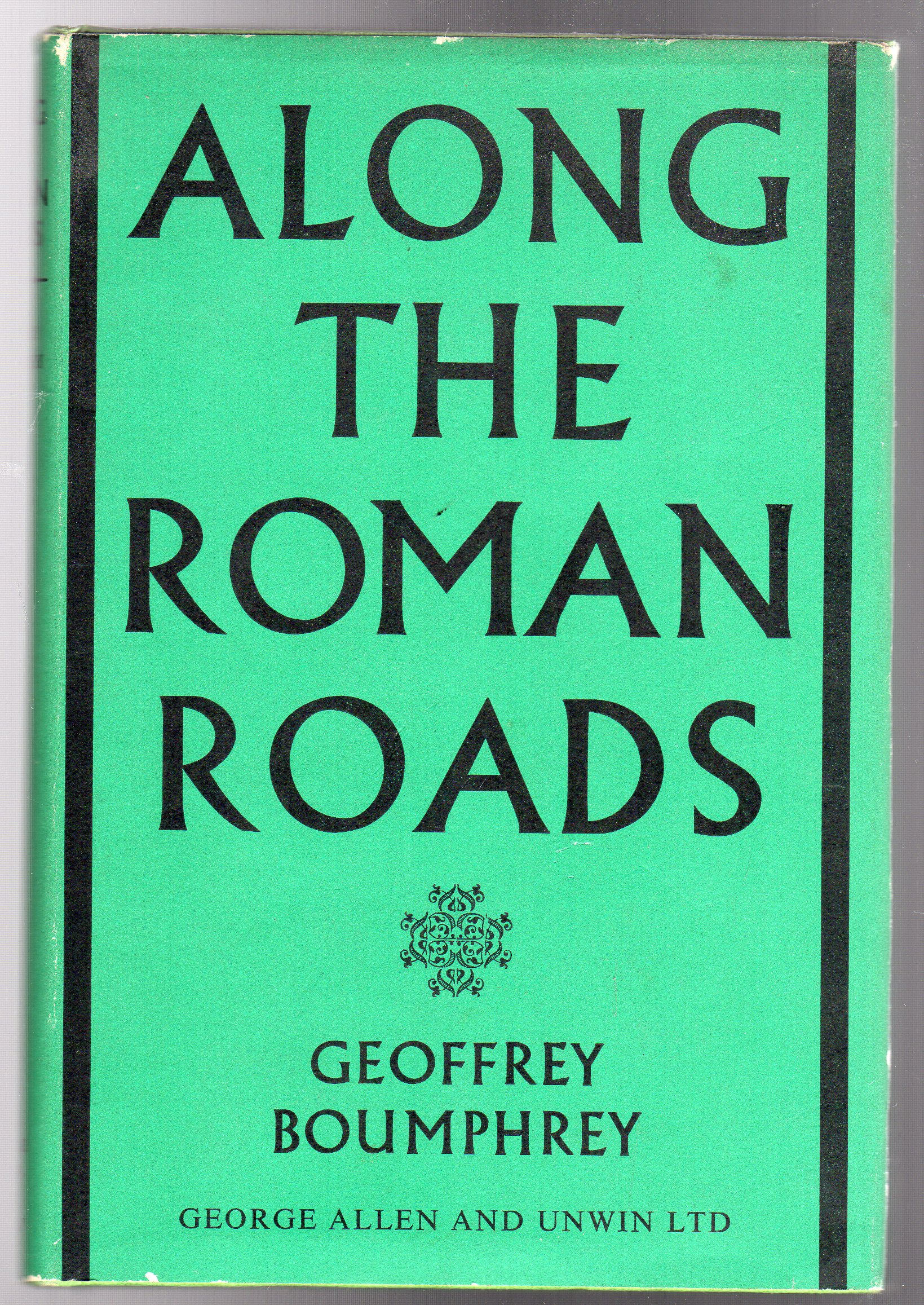 Image for Along the Roman Roads