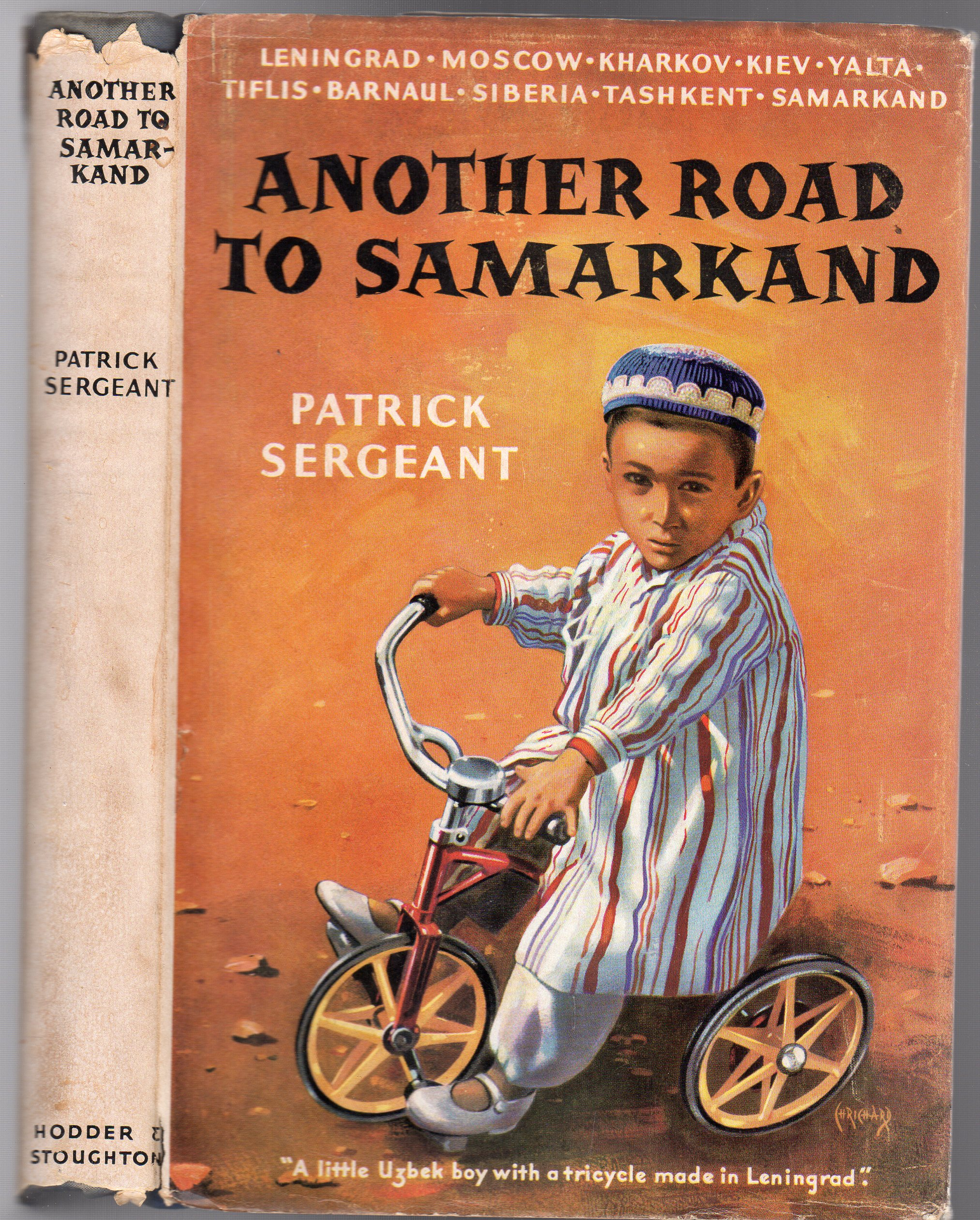 Image for Another Road to Samarkand