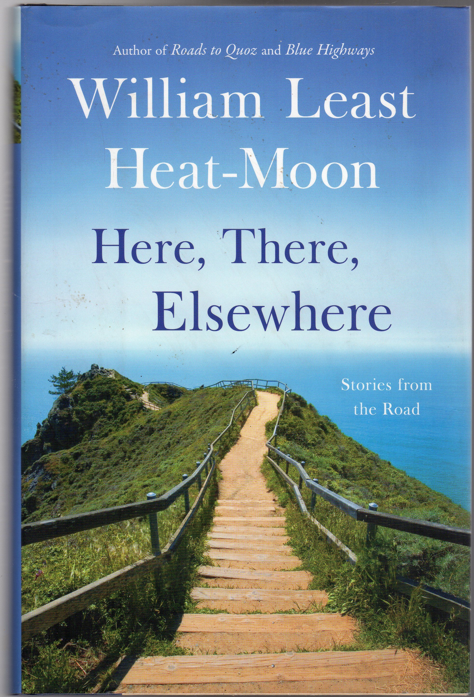 Image for Here, There, Elsewhere: Stories from the Road