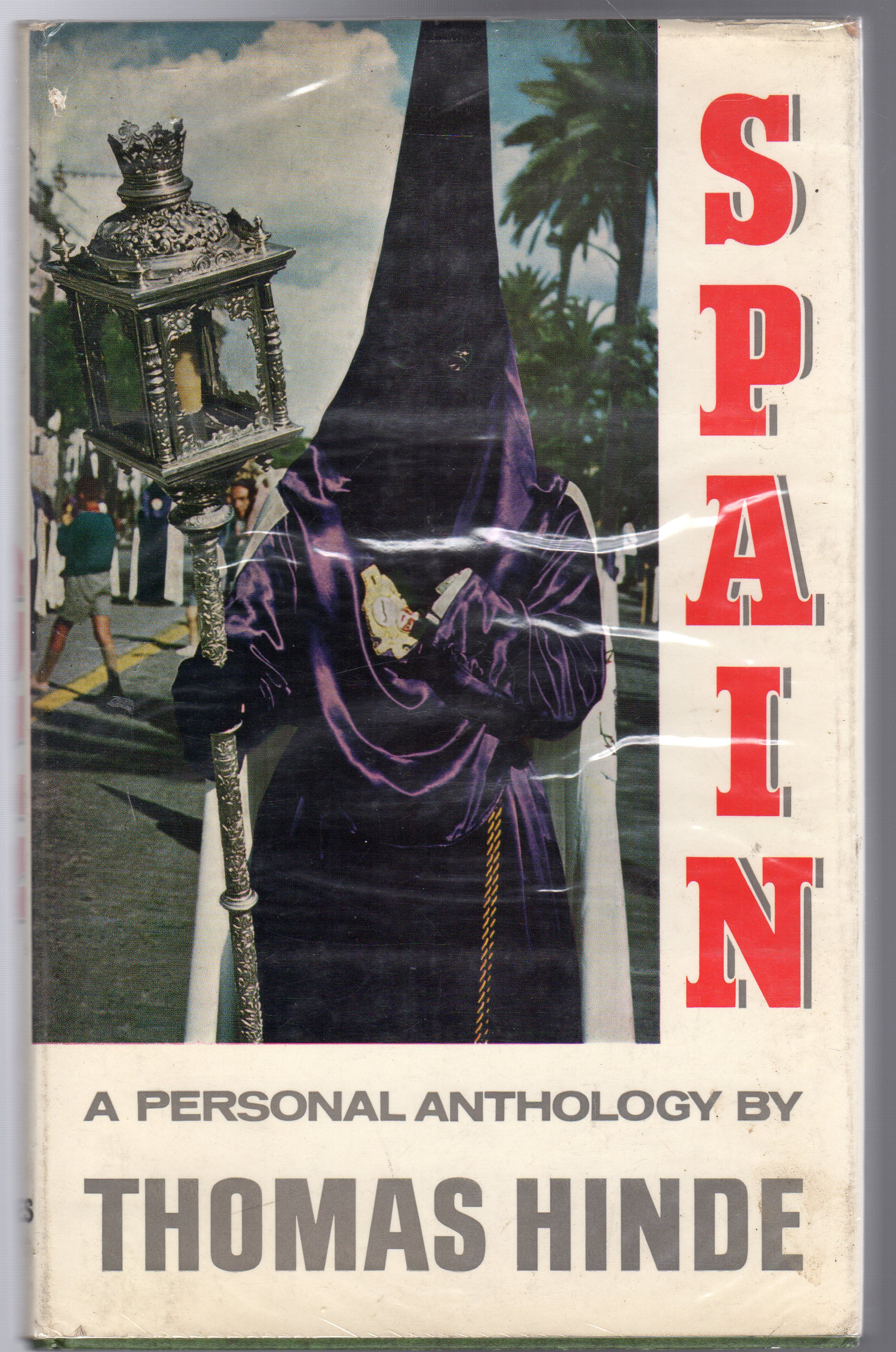 Image for Spain : A Personal Anthology
