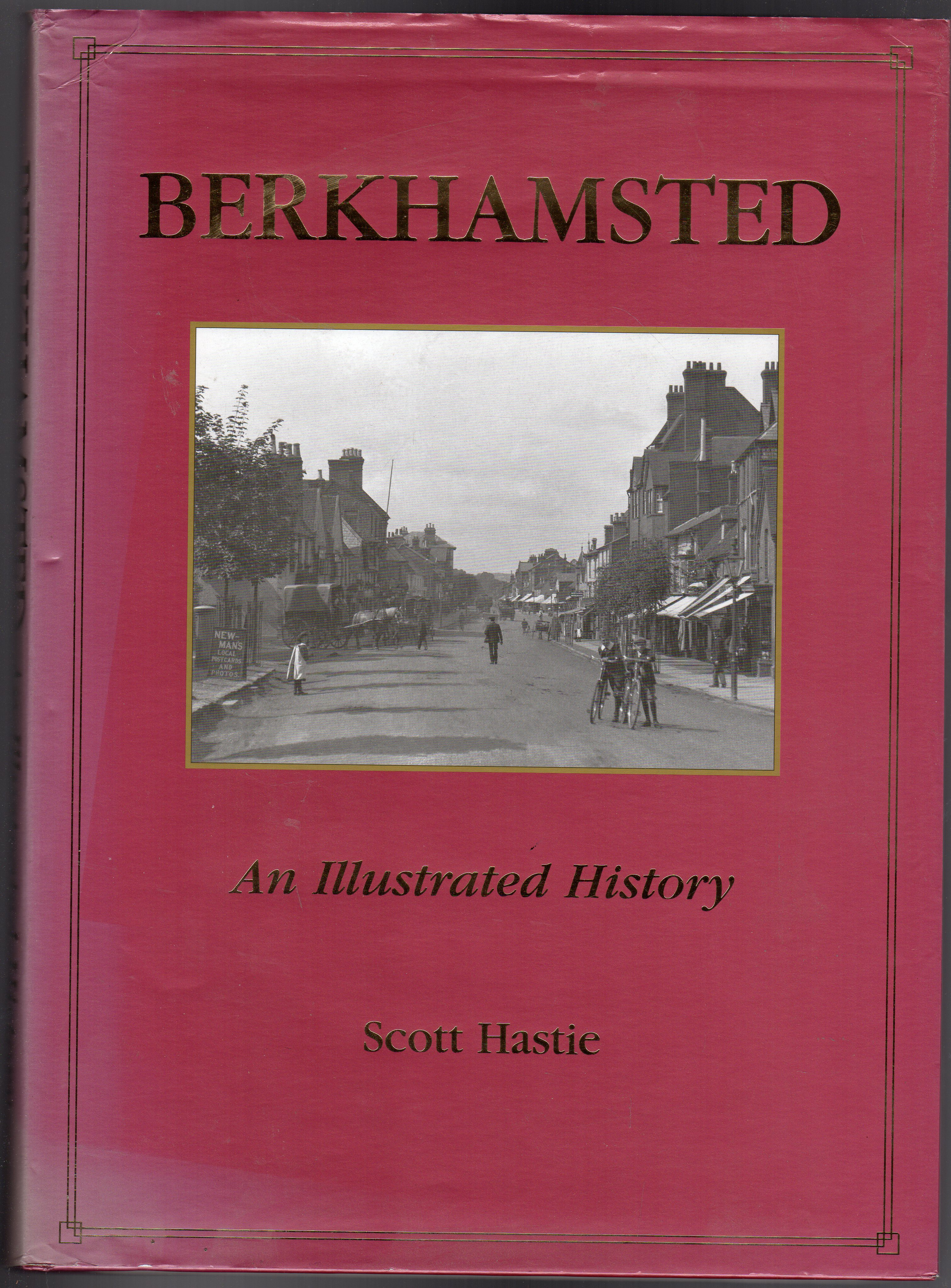 Image for Berkhamsted : An Illustrated History