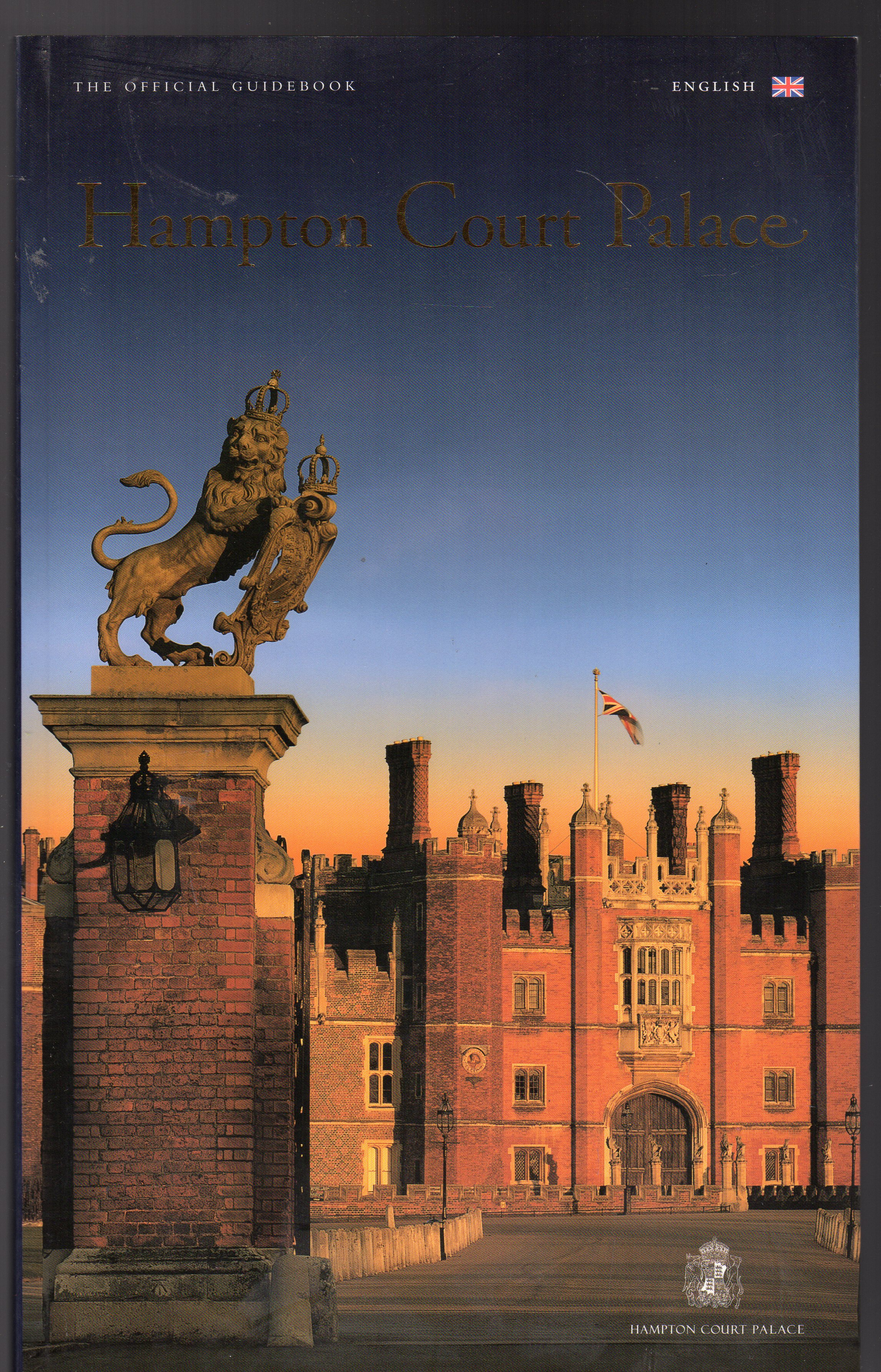 Image for Hampton Court Palace : The Official Guidebook