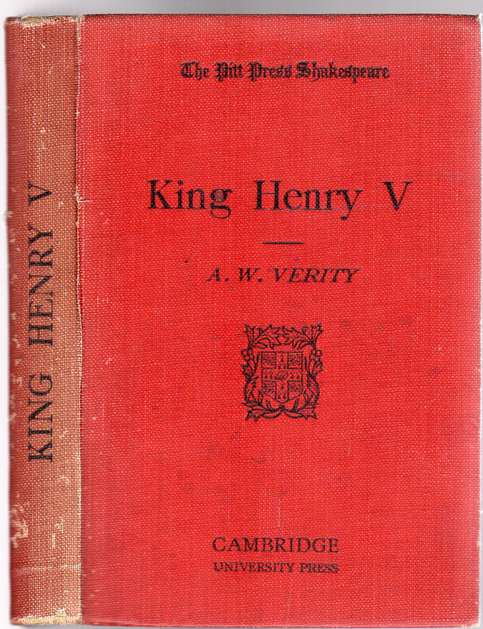 Image for King Henry V