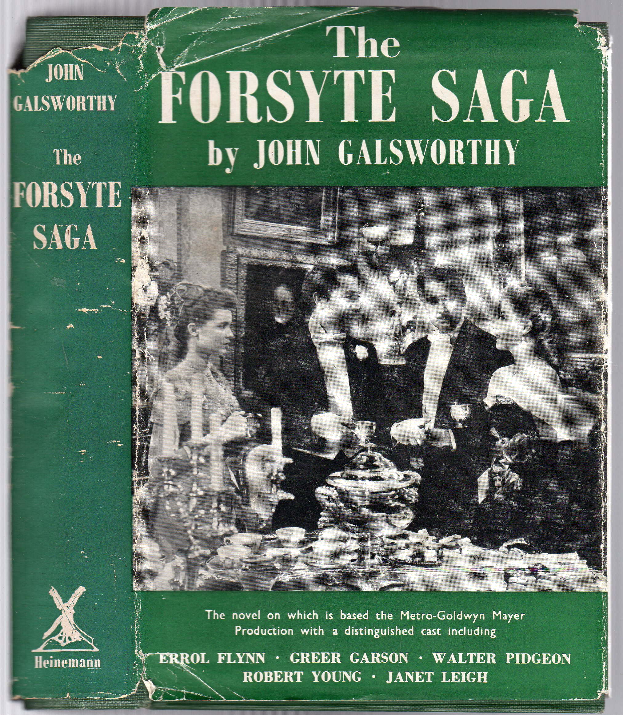 Image for The Forsyte Saga