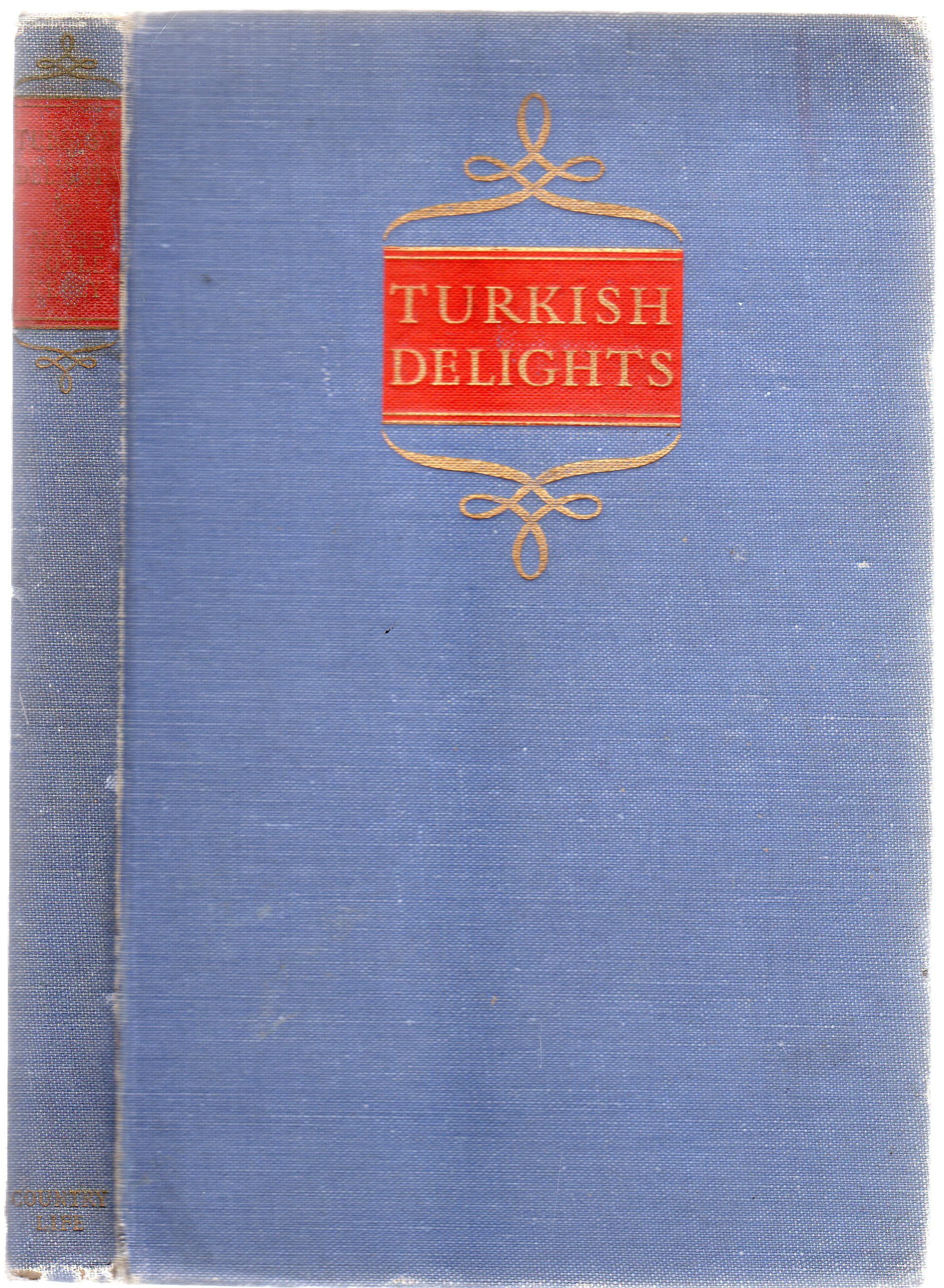 Image for Turkish Delights