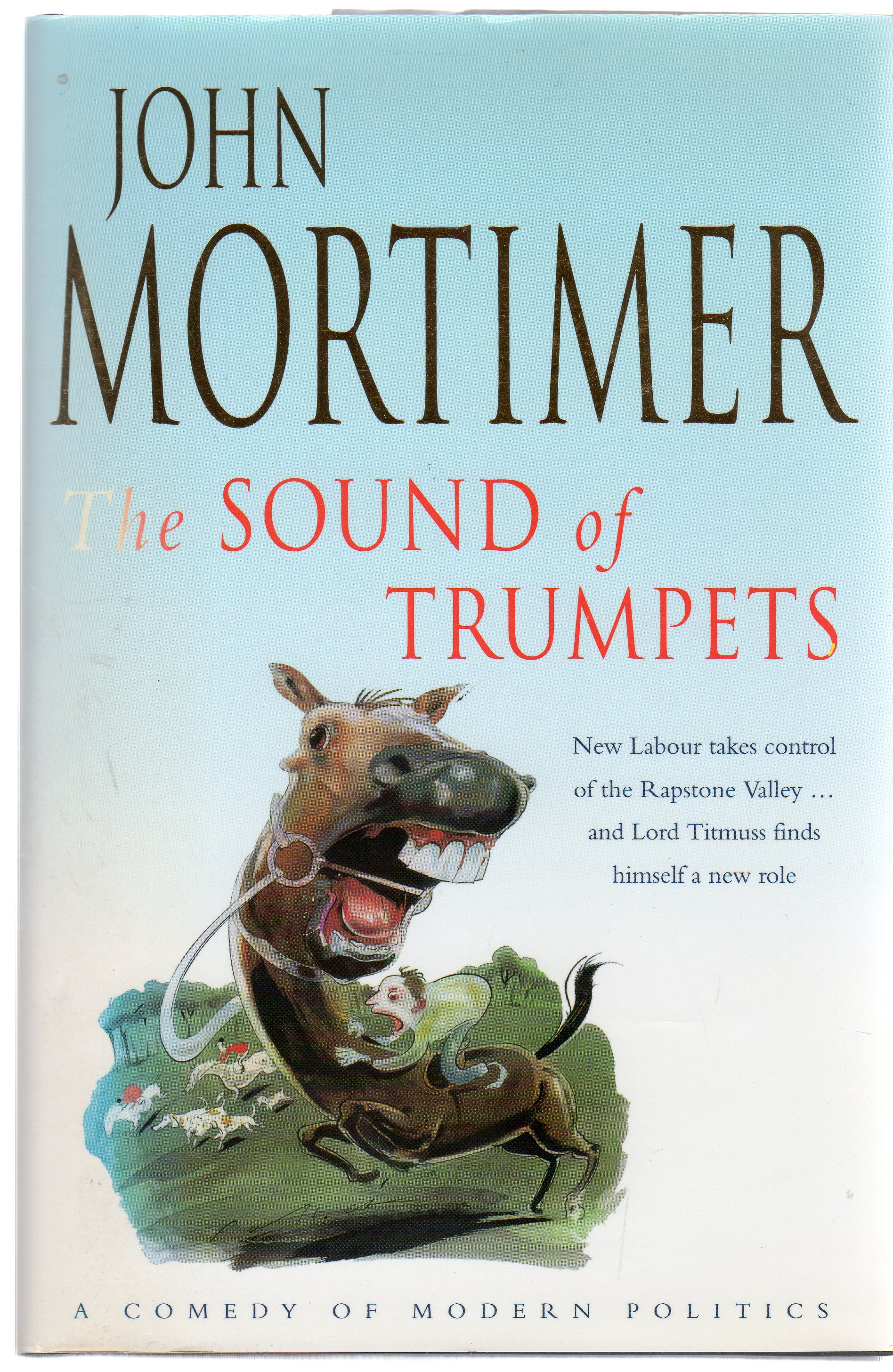 Image for The Sound of Trumpets (SIGNED COPY)