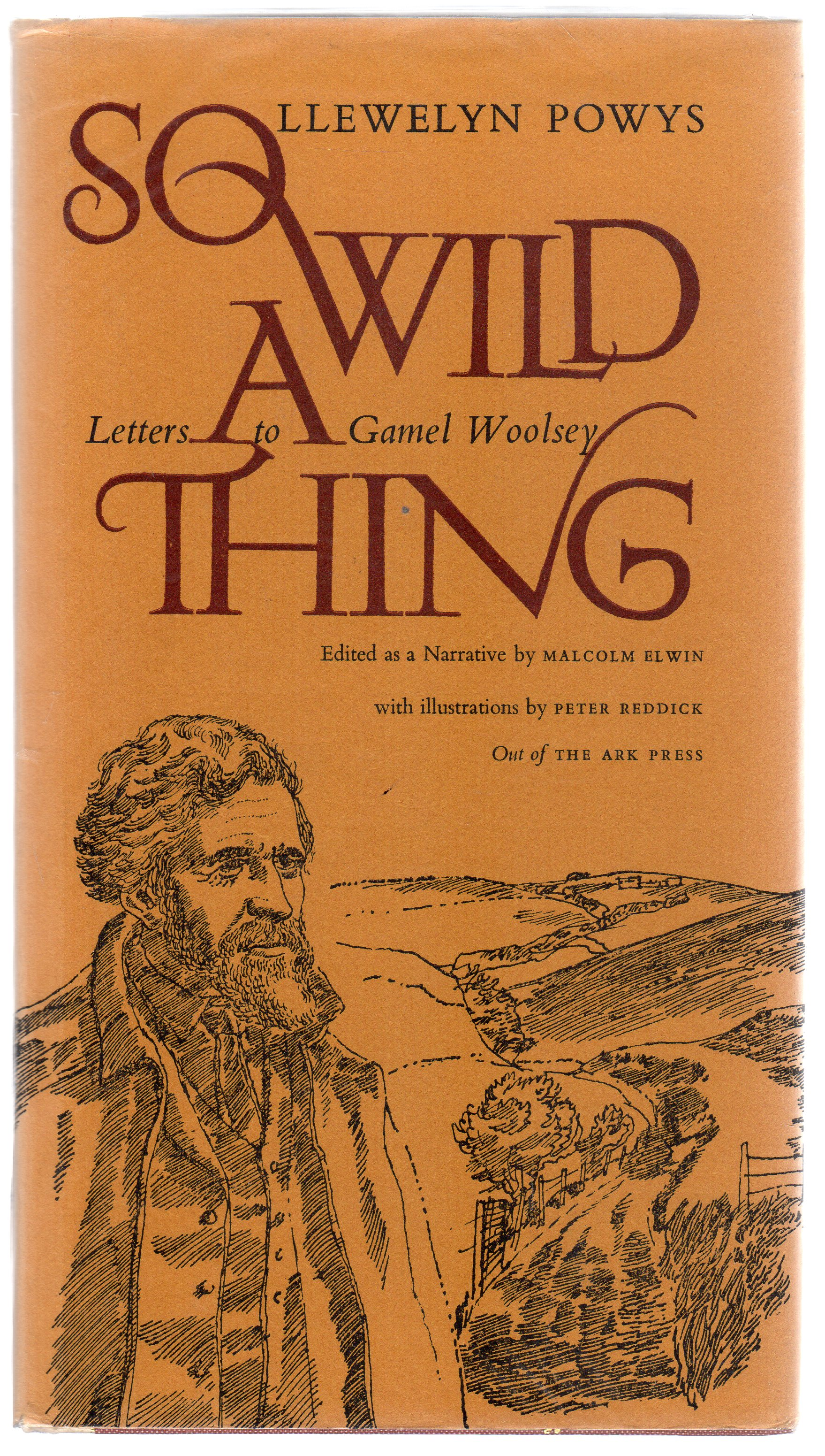 Image for So Wild a Thing : Letters to Gamel Woolsey