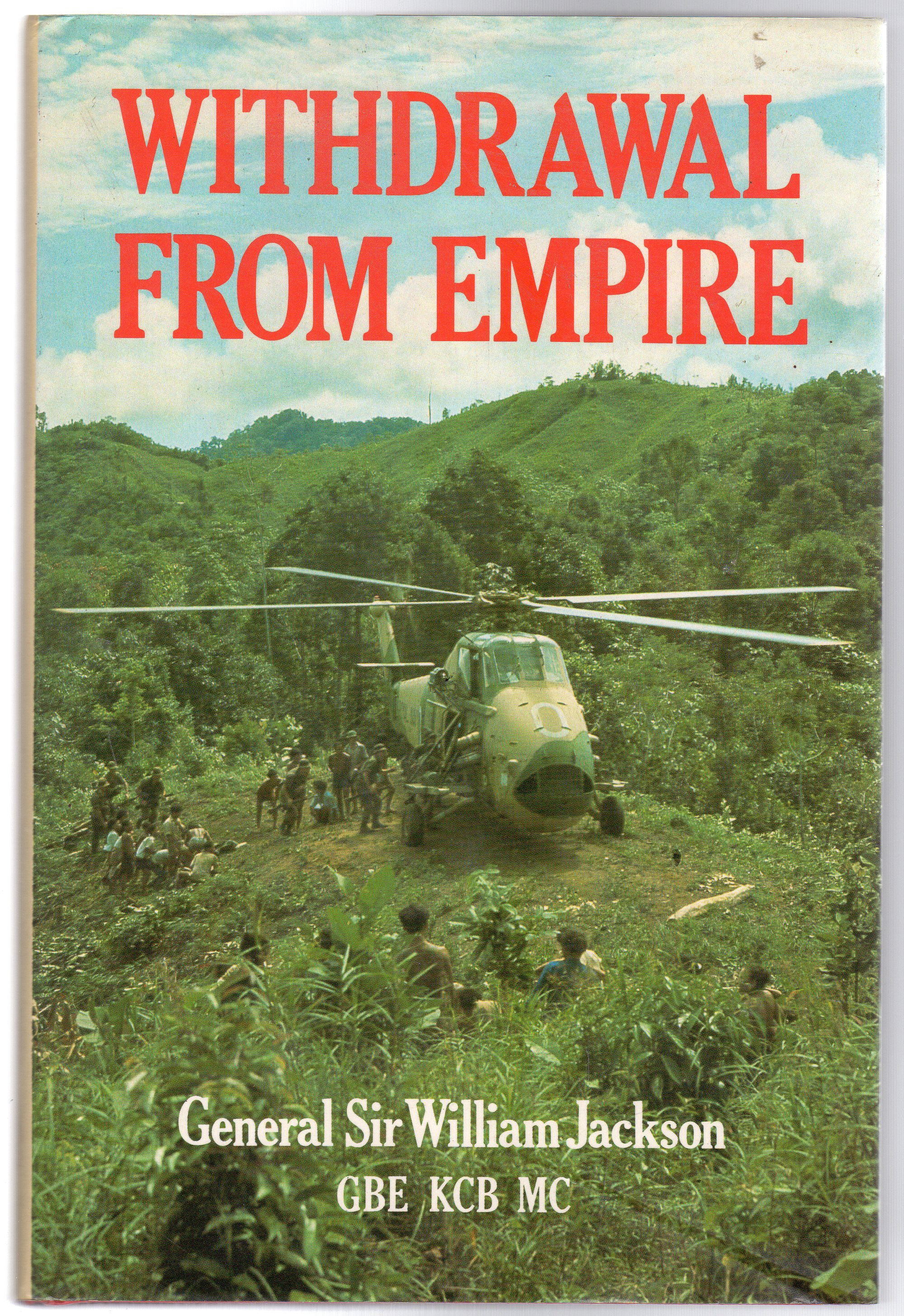 Image for Withdrawal from Empire : A Military View