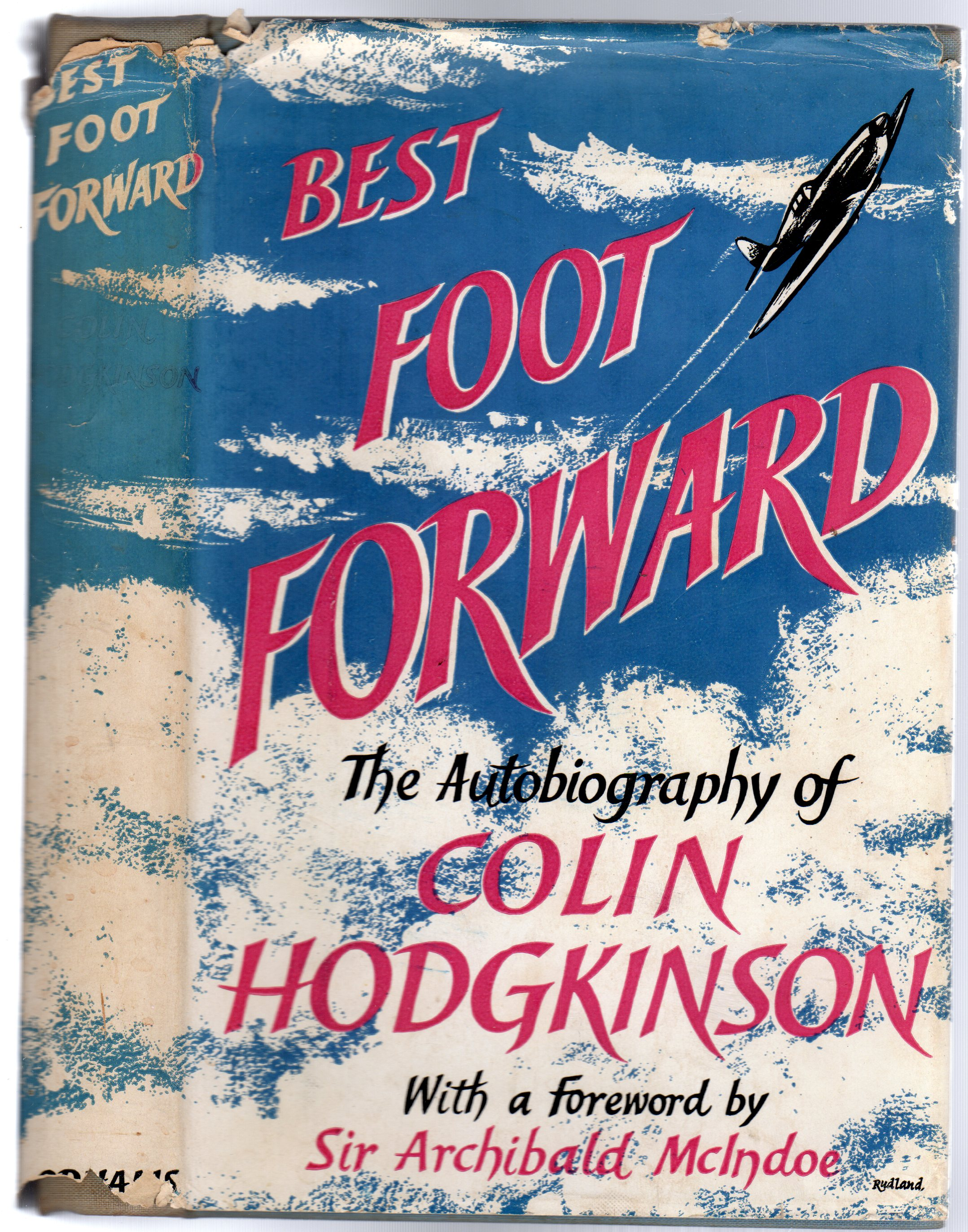 Image for Best Foot Forward : The Autobiography of Colin Hodgkinson