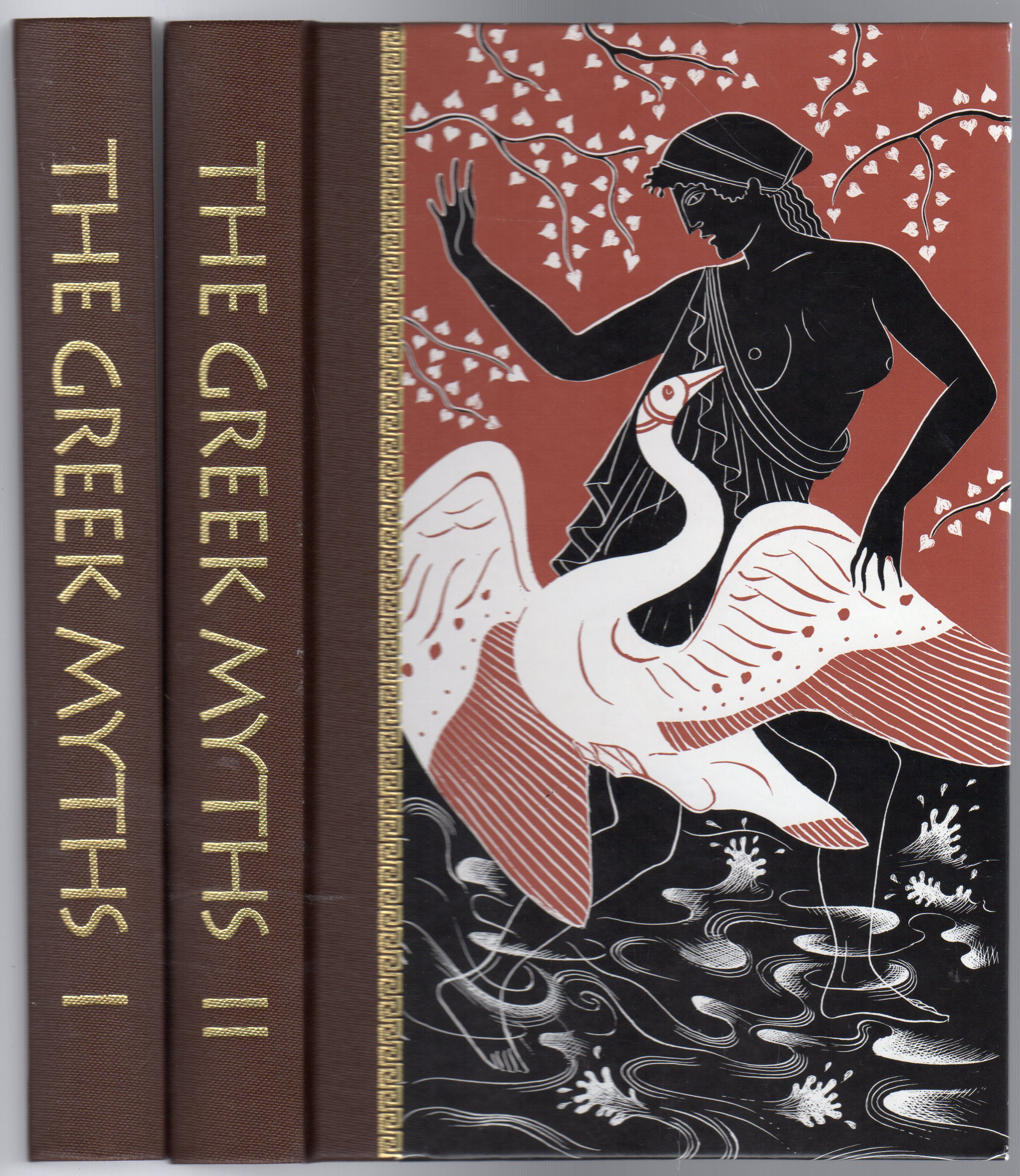 Image for The Greek Myths (2 volumes)