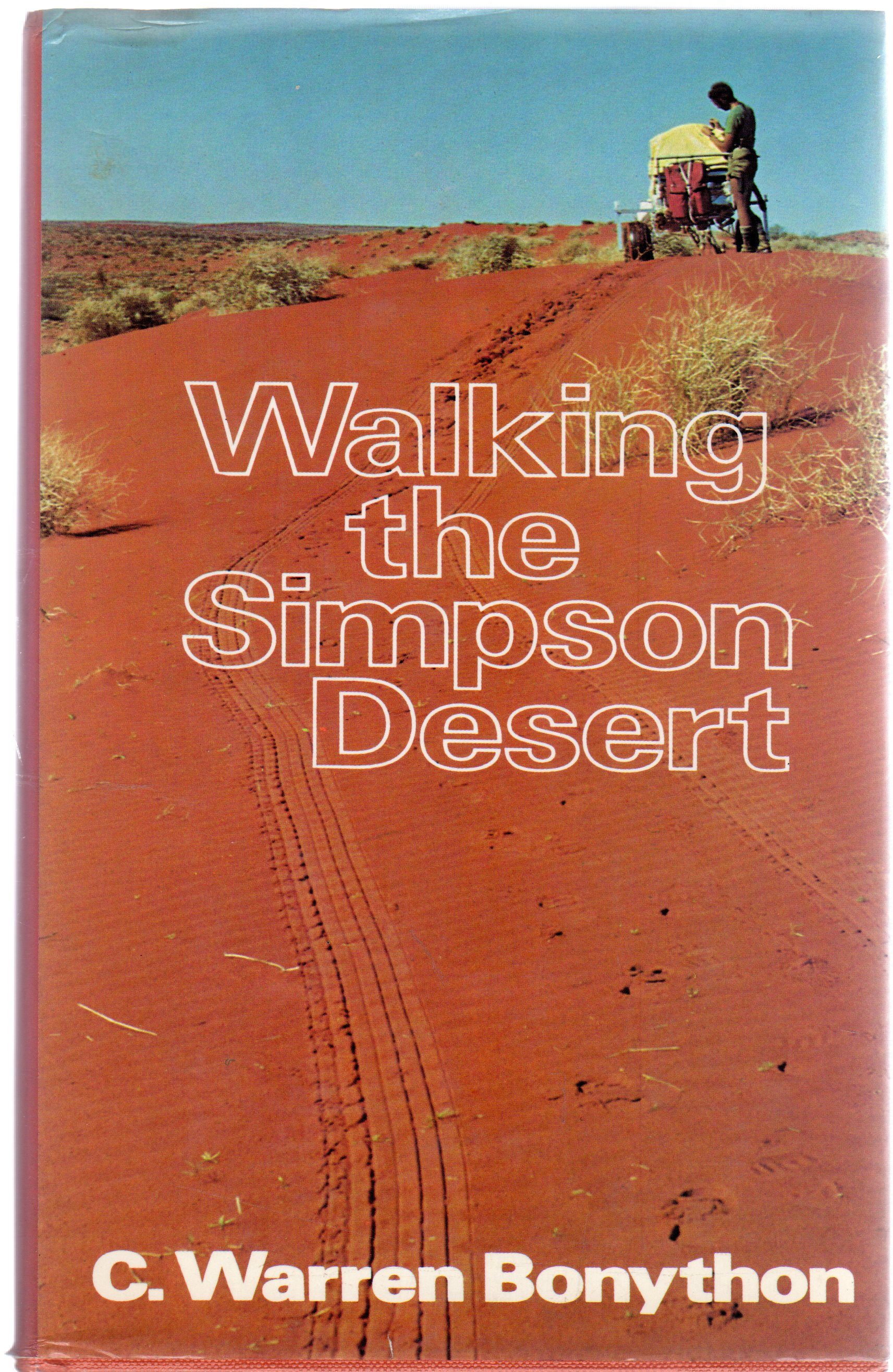 Image for Walking the Simpson Desert